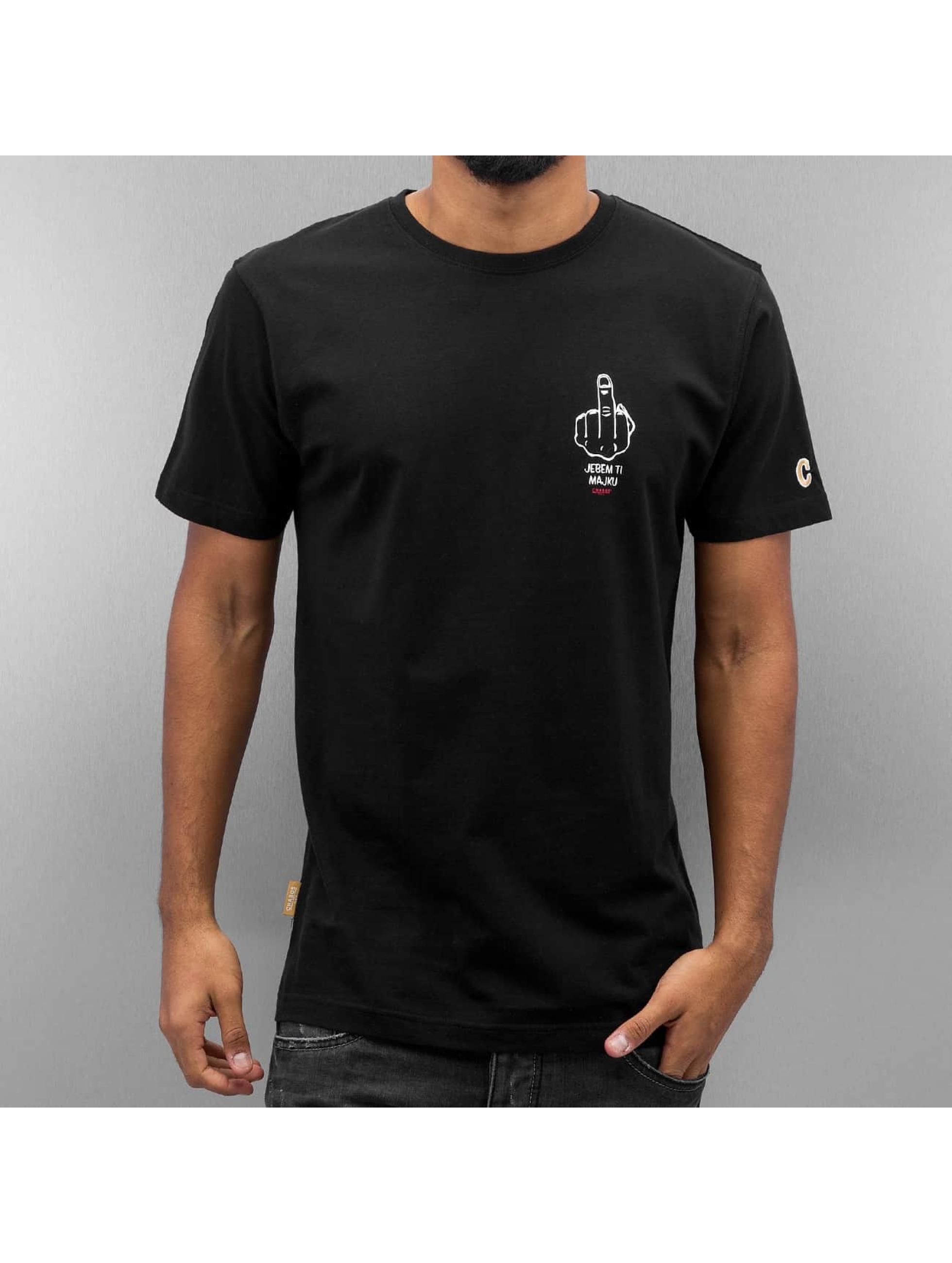 CHABOS IIVII T-Shirt Je Bem black