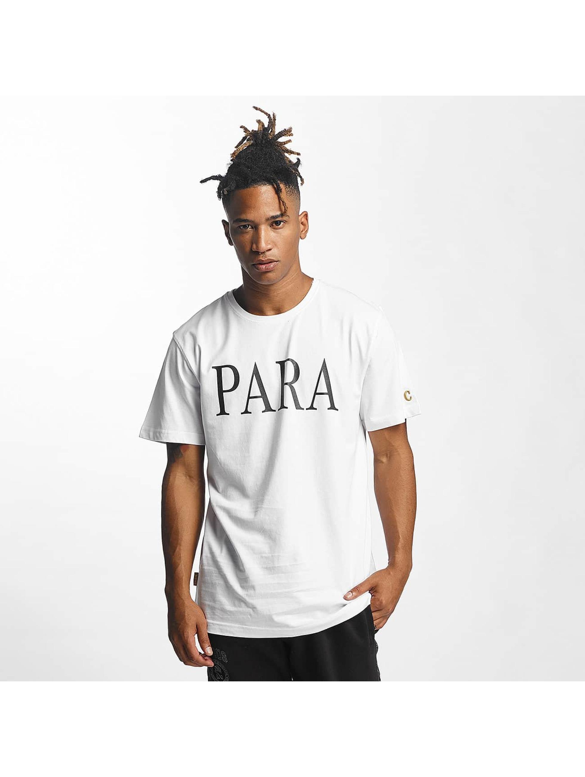 CHABOS IIVII T-Shirt Para white