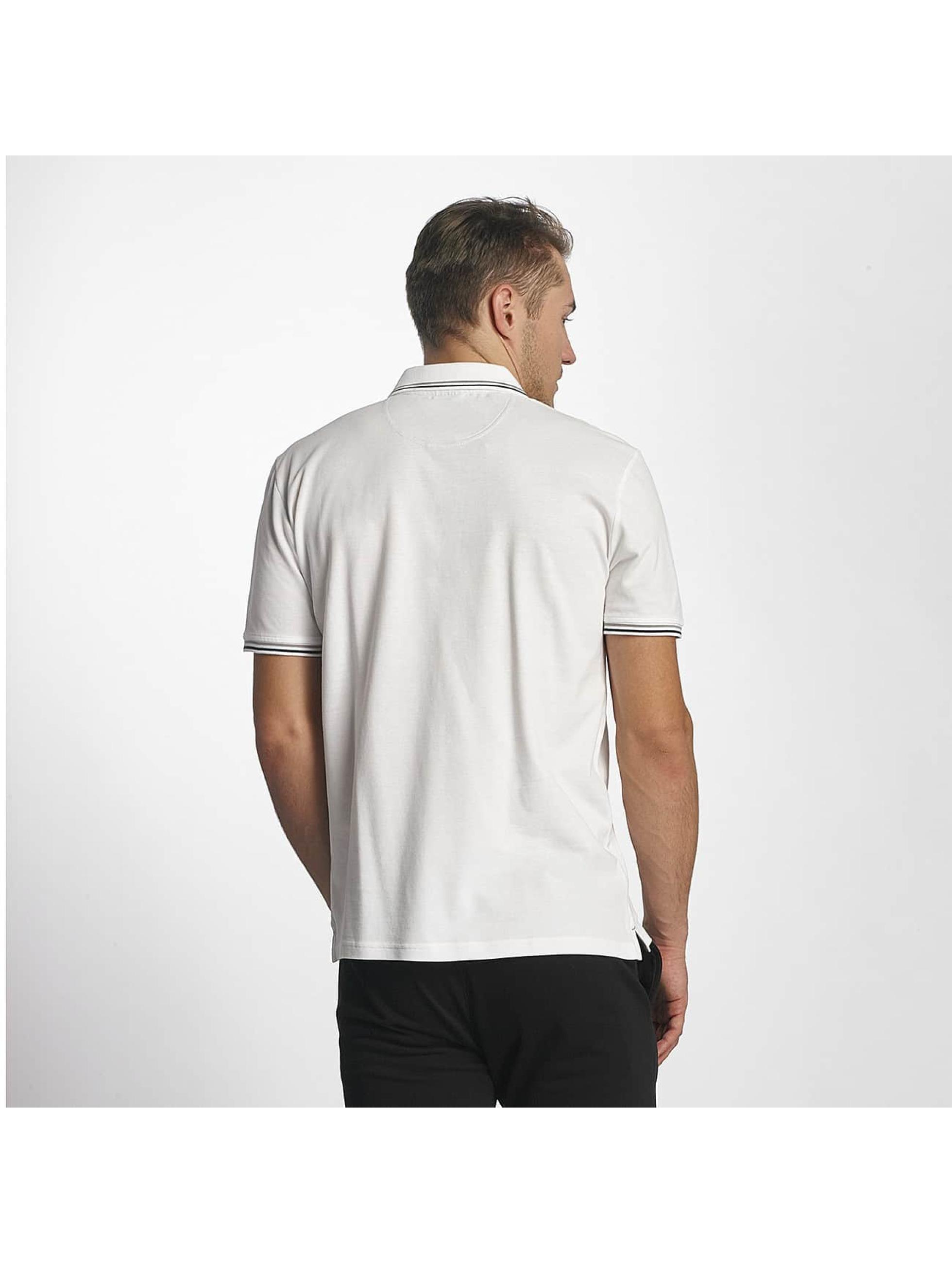Champion Athletics Poloshirt Metropolitan white