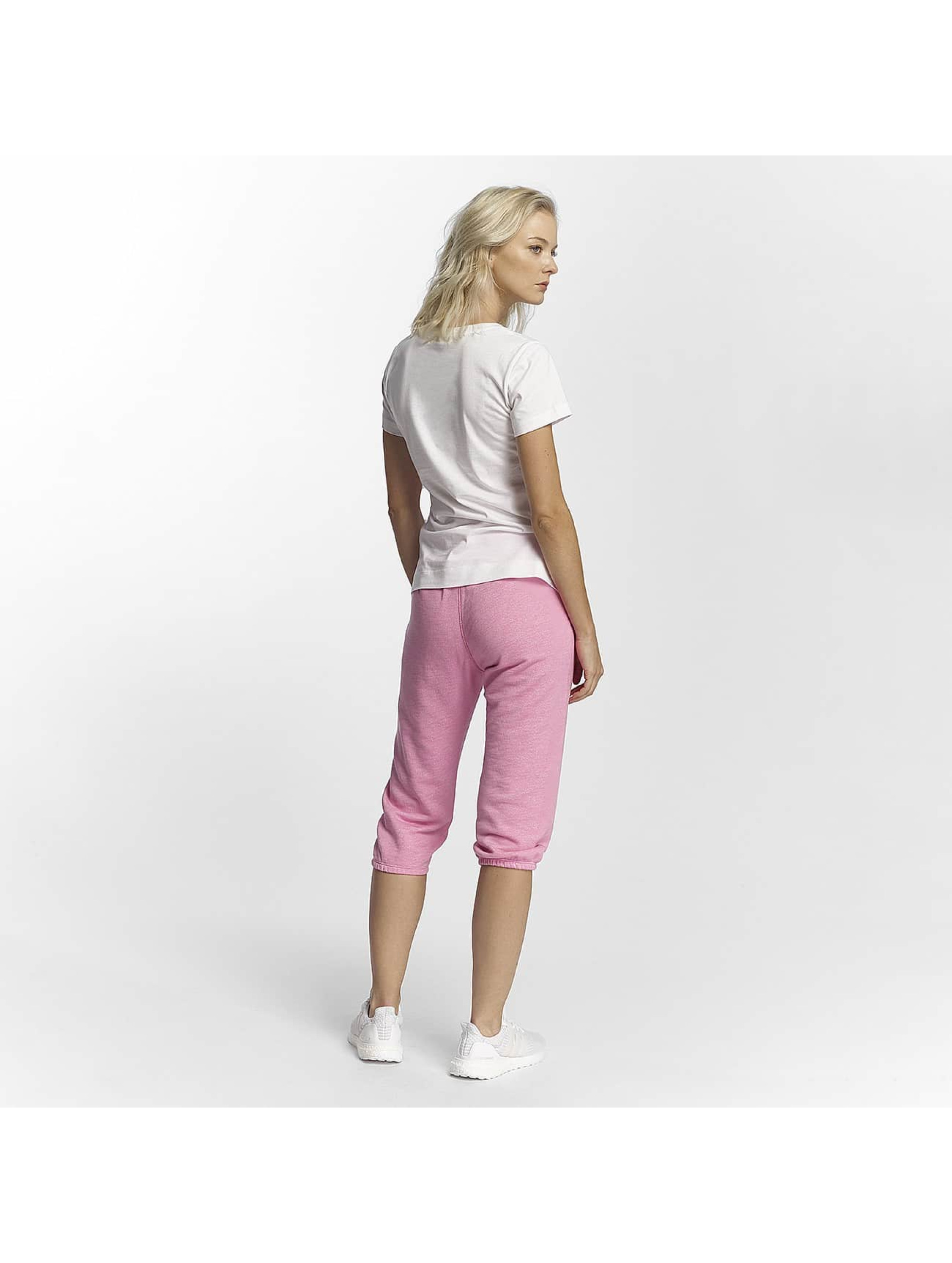 Champion Athletics Sweat Pant Elastic Cuff pink