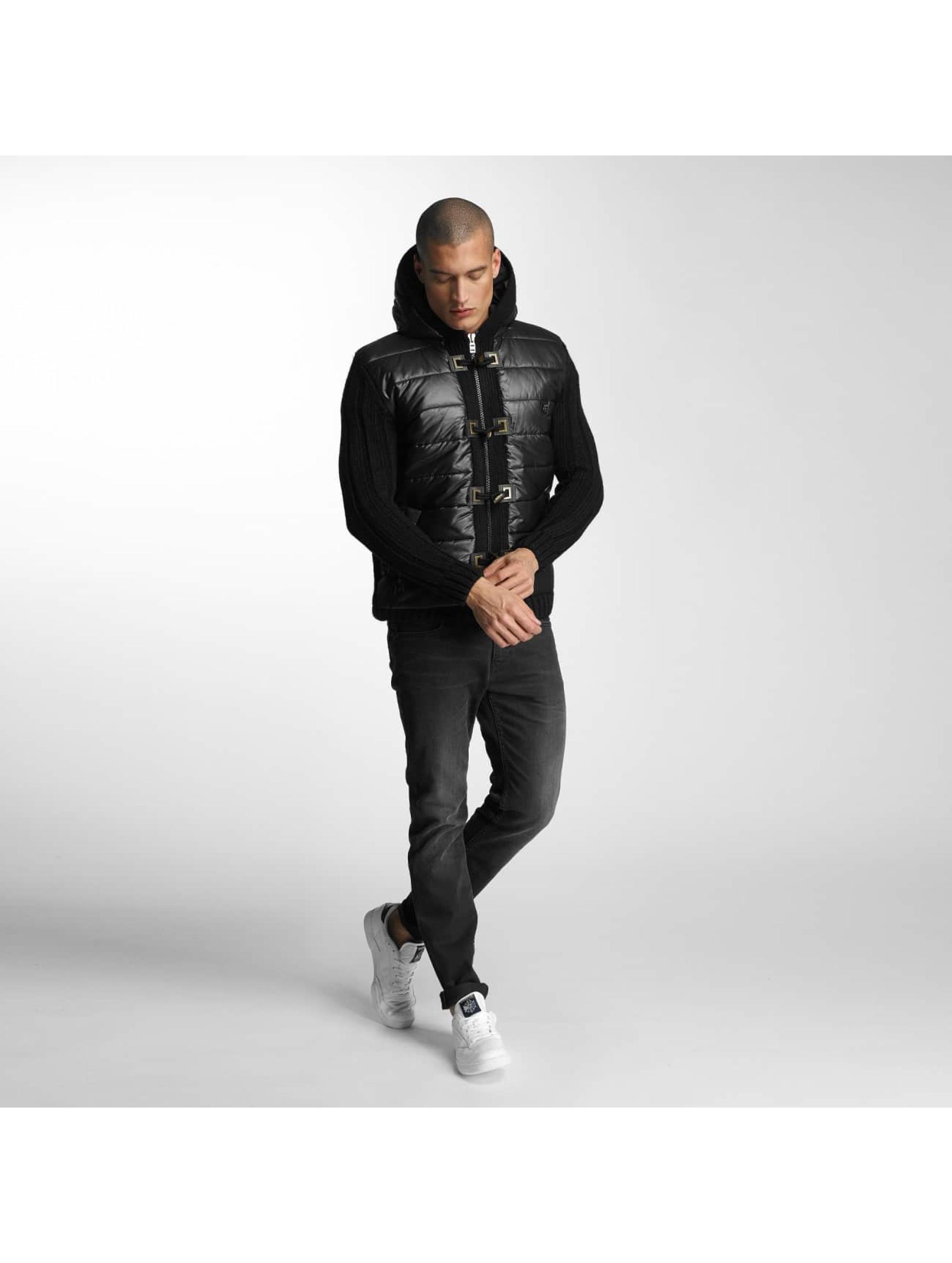Cipo & Baxx Lightweight Jacket Bubble black