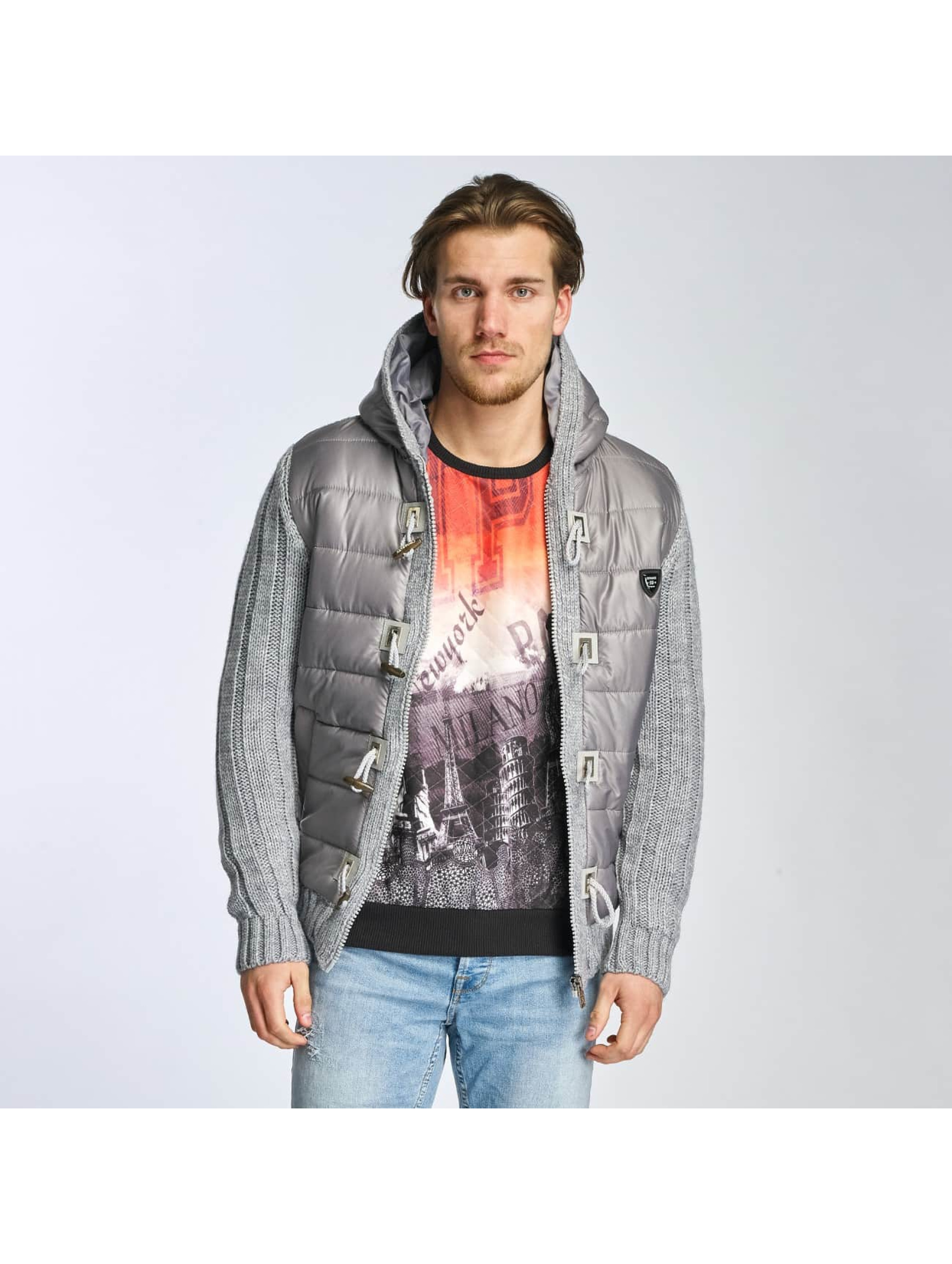 Cipo & Baxx Lightweight Jacket Bubble gray