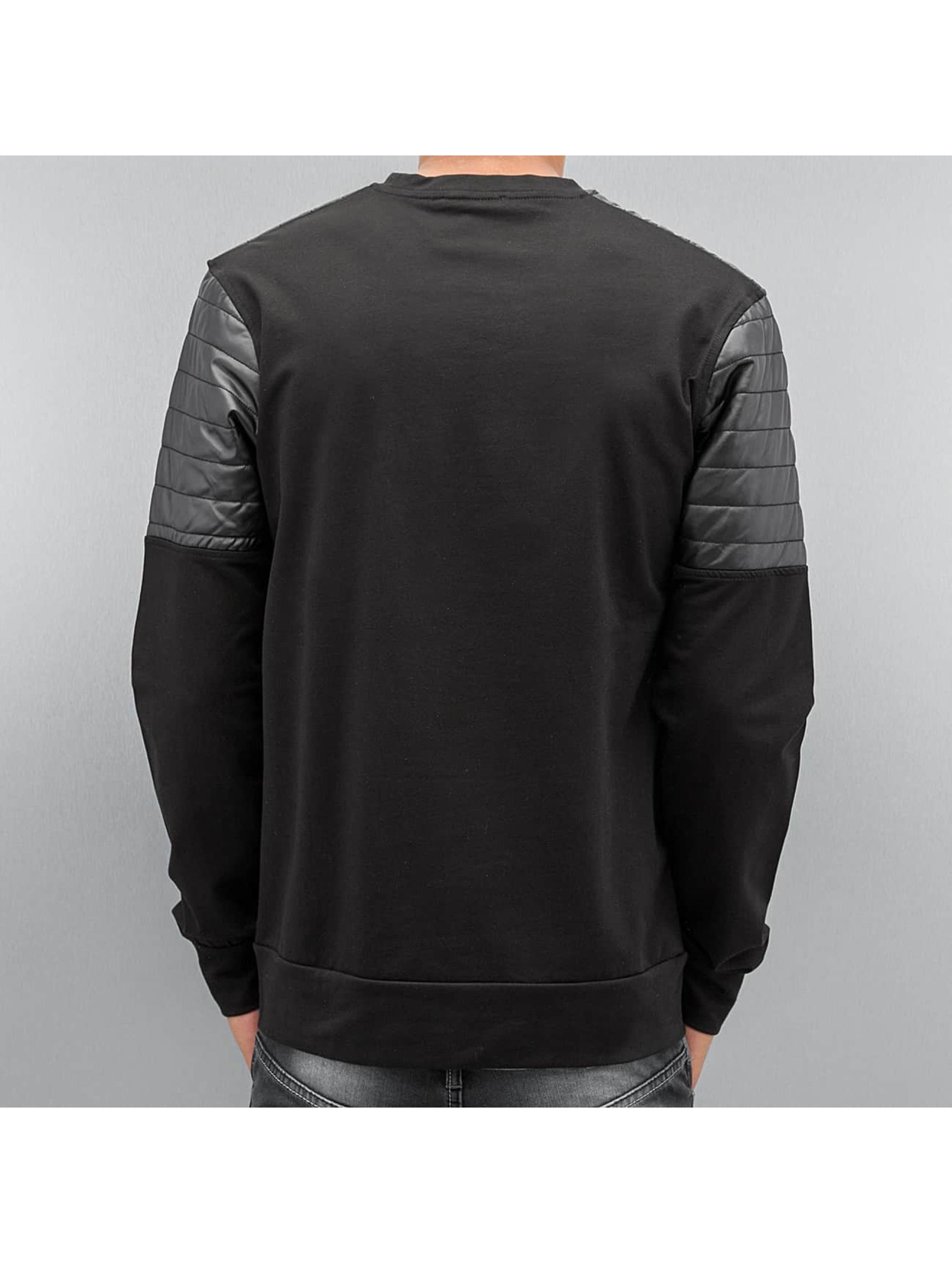 Cipo & Baxx Pullover Sweatshirt black