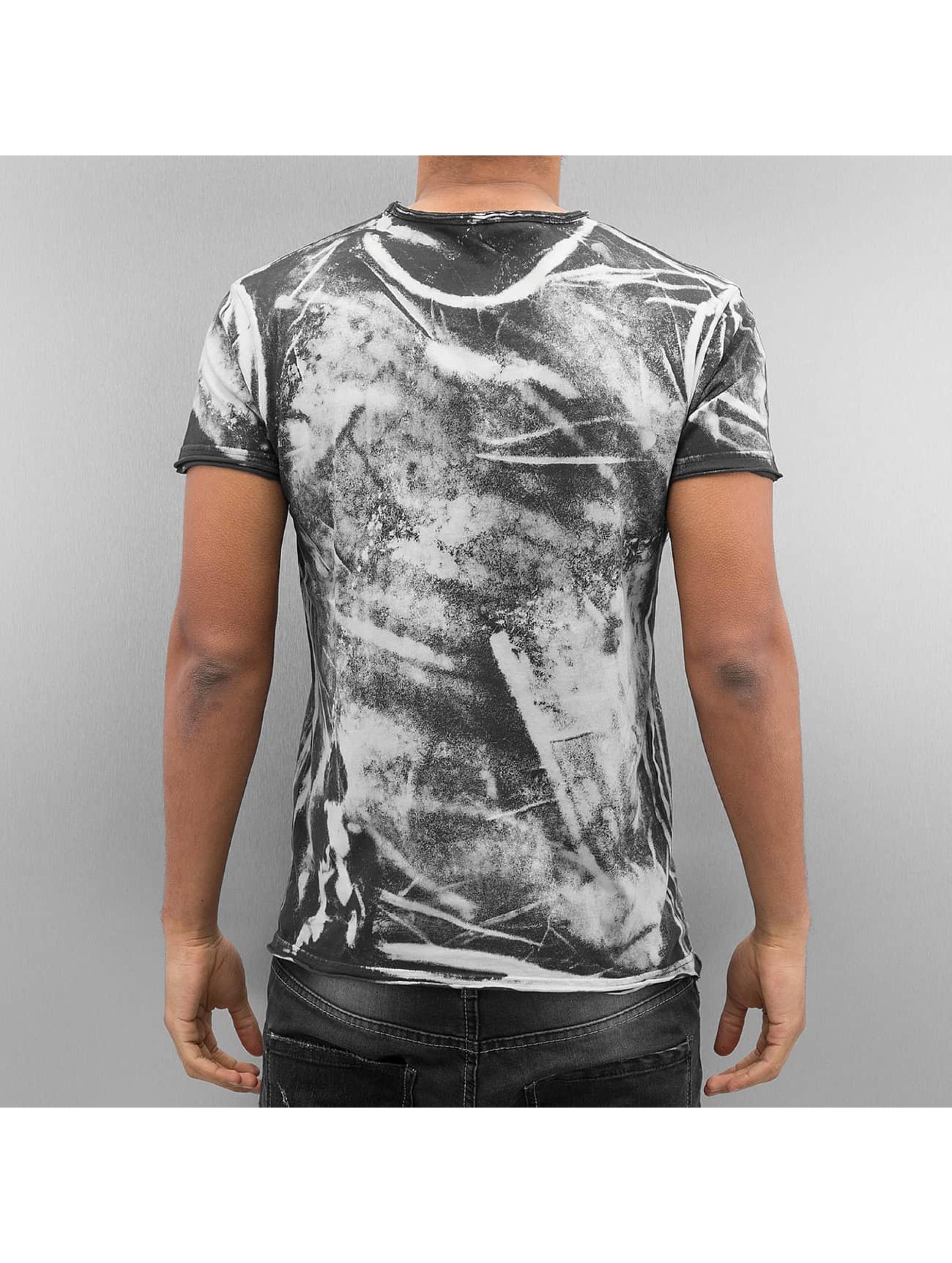 Cipo & Baxx T-Shirt Burnie gray