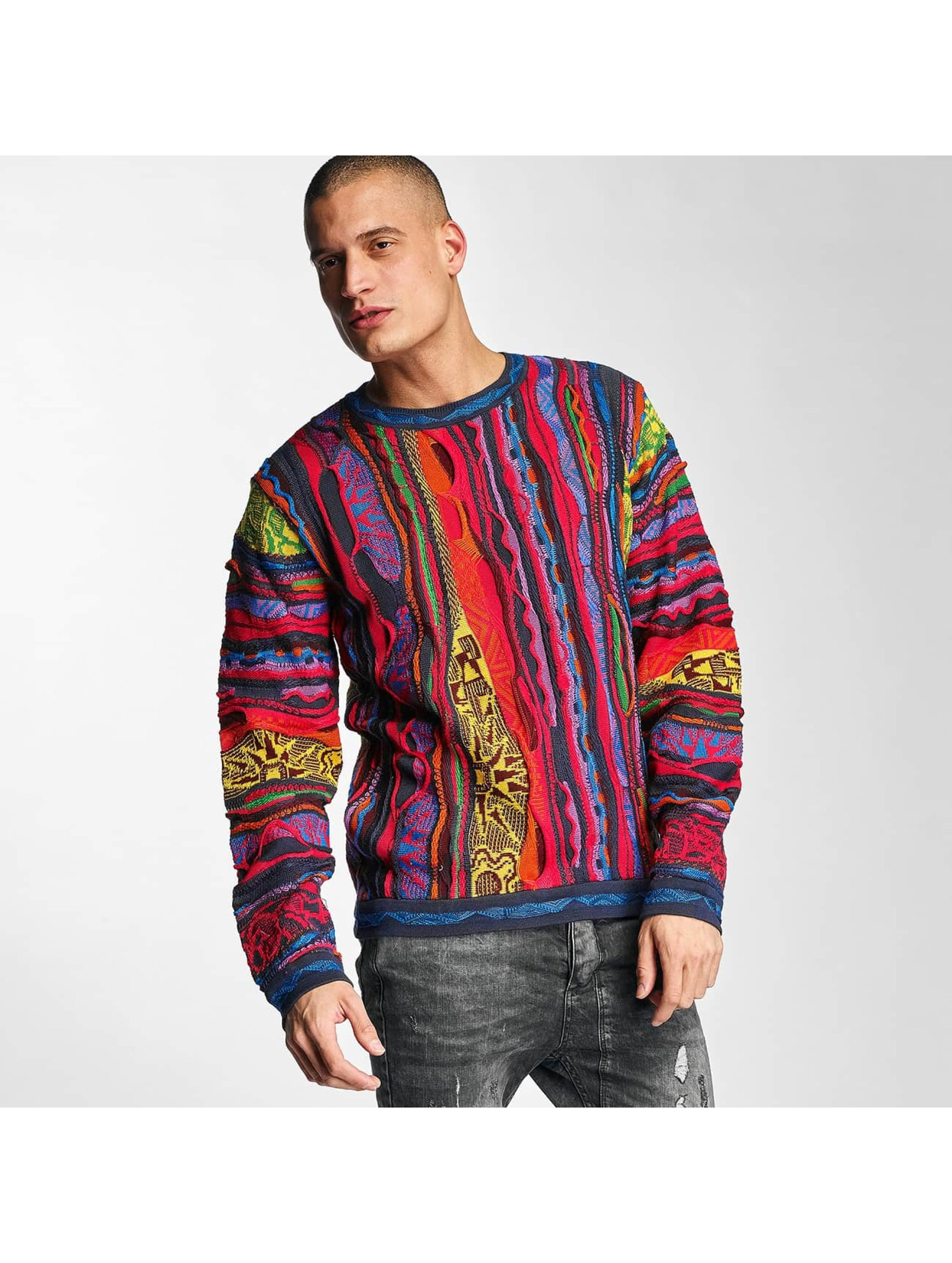 Coogi Pullover Tribal colored