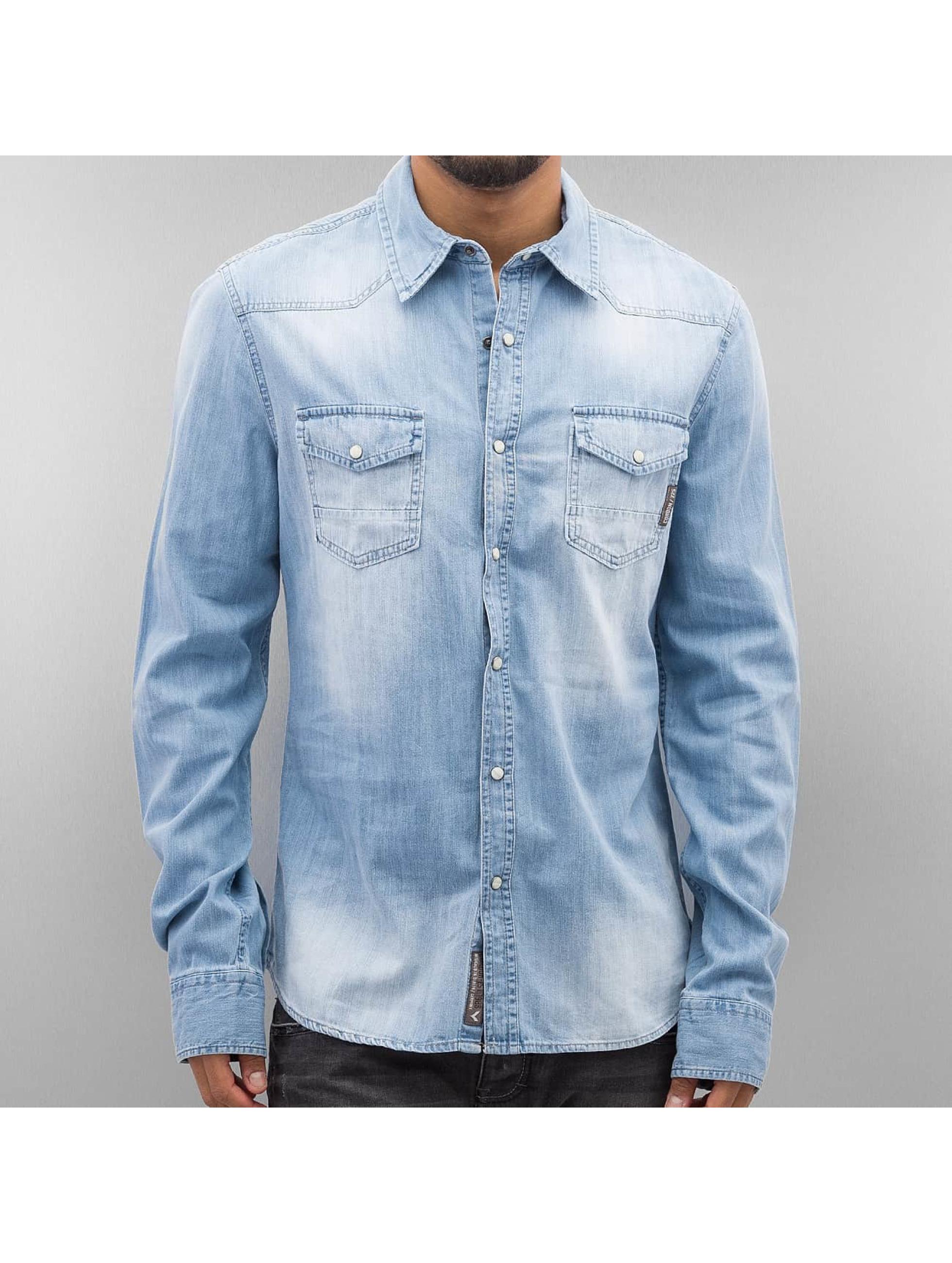 Cordon Shirt Drago Woven blue