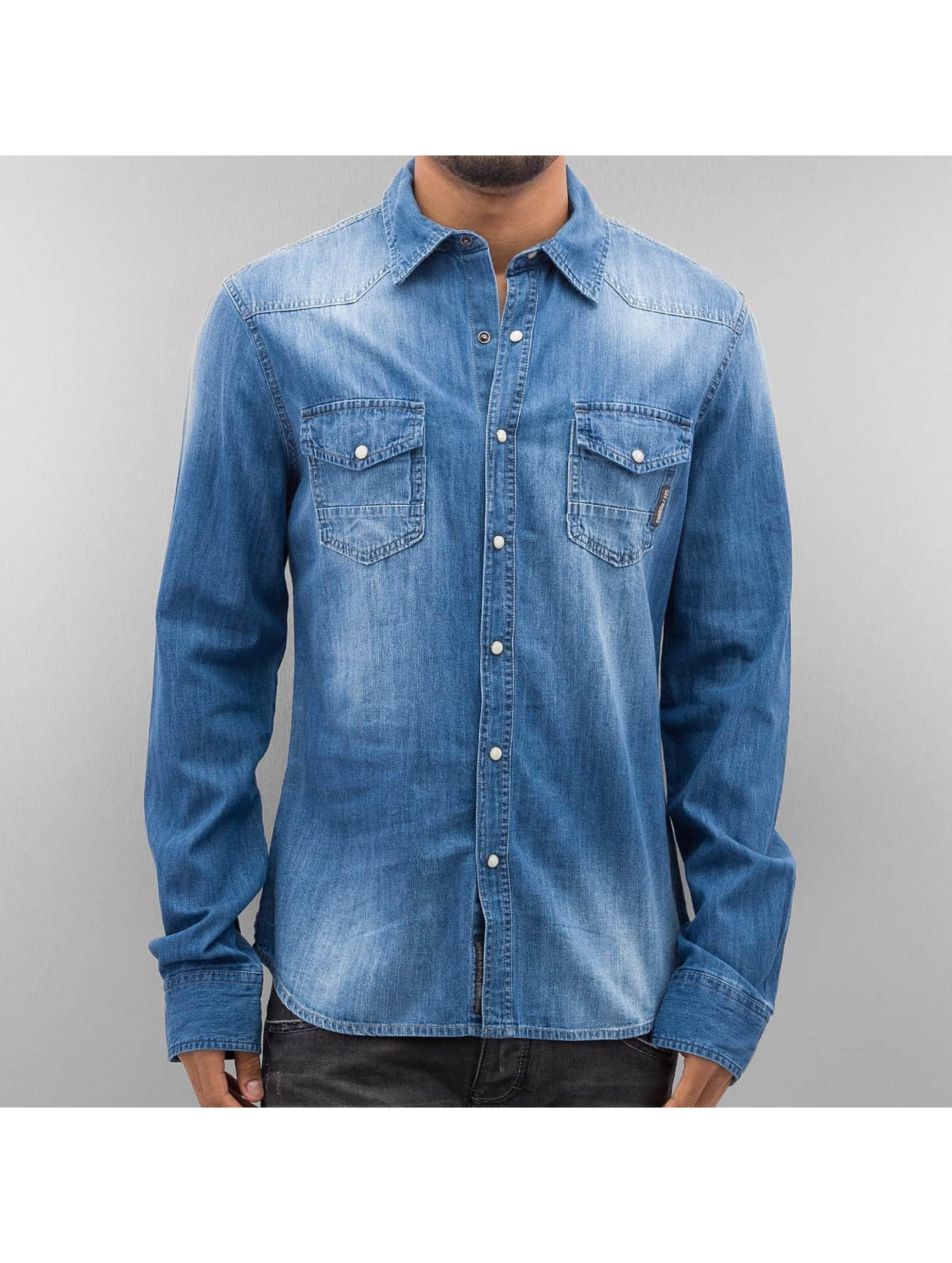 Cordon Shirt Drago blue
