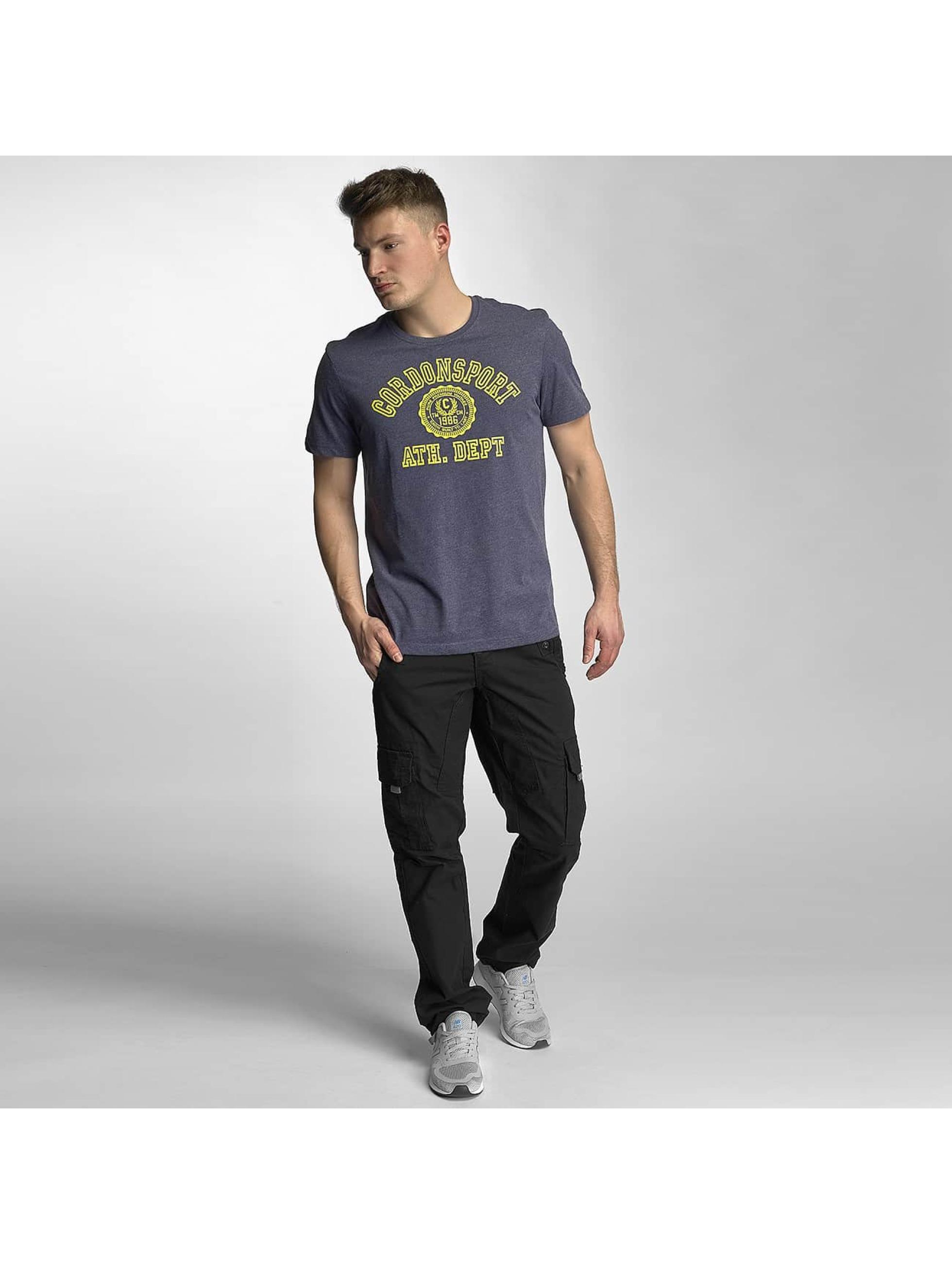 Cordon T-Shirt Ole blue