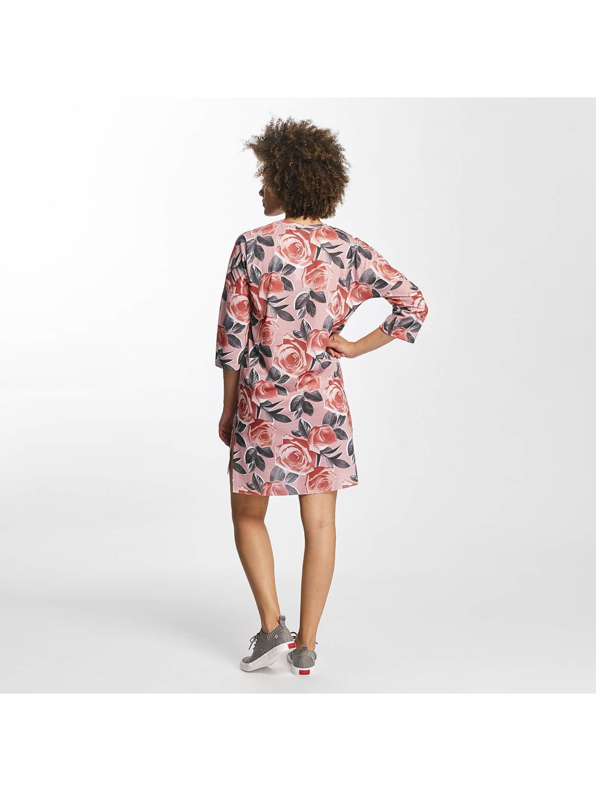 Criminal Damage Dress Lystra pink