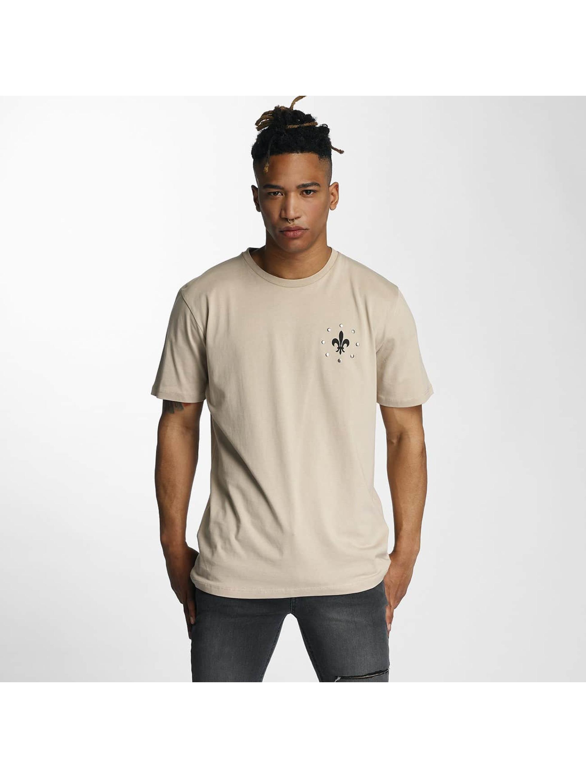 Criminal Damage T-Shirt Caliber beige