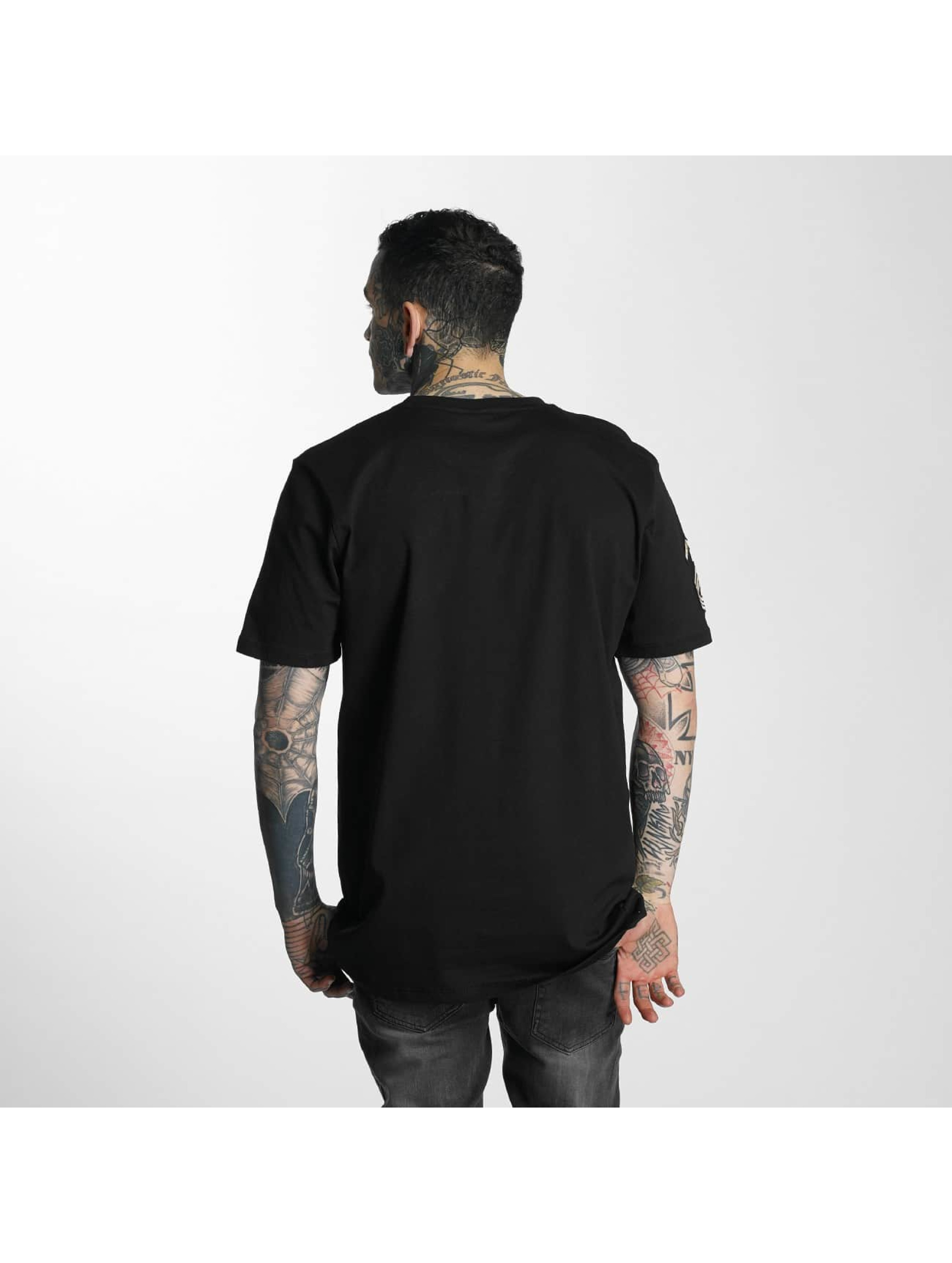 Criminal Damage T-Shirt Insignia black
