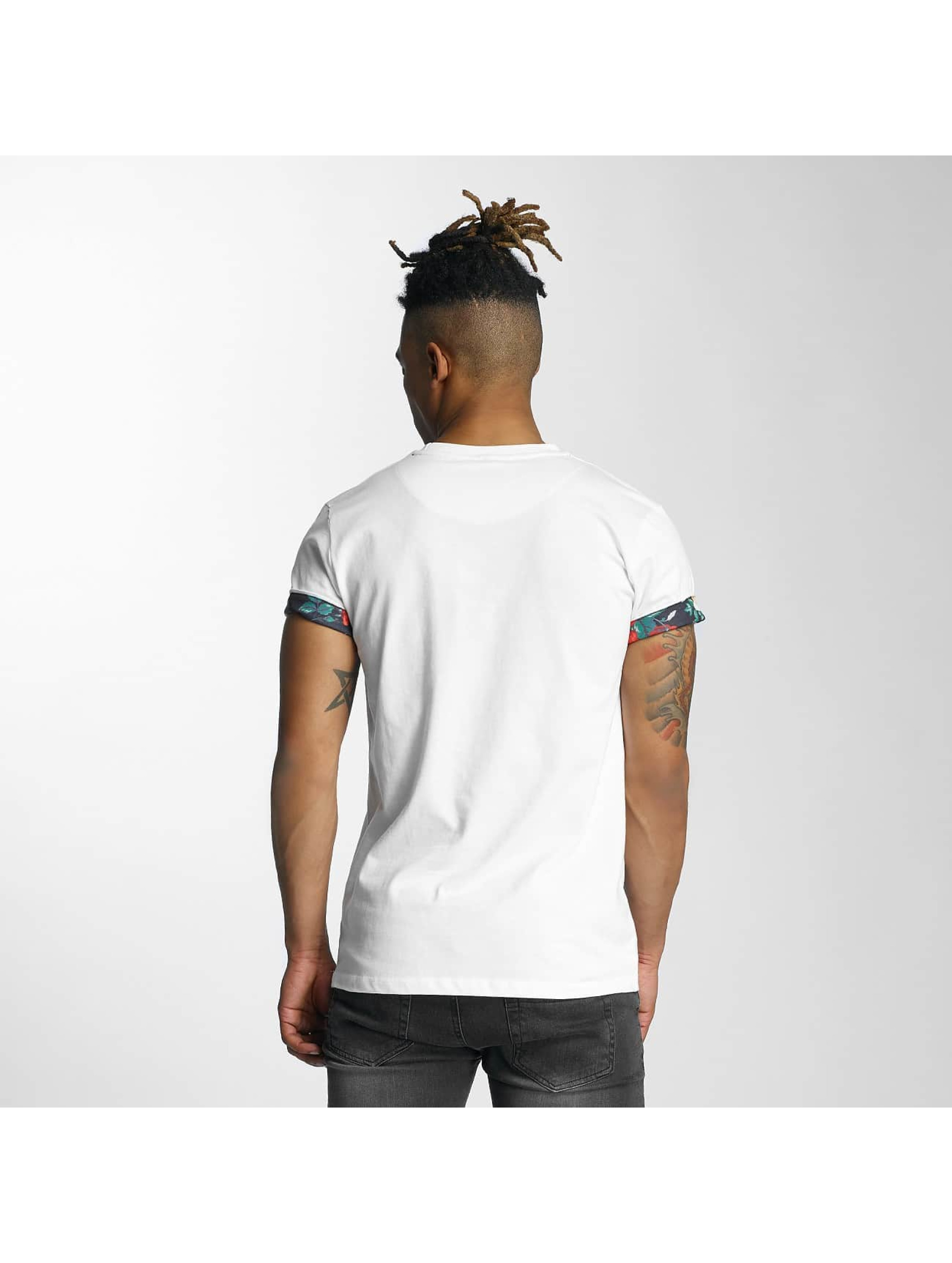 Criminal Damage T-Shirt Omnia white