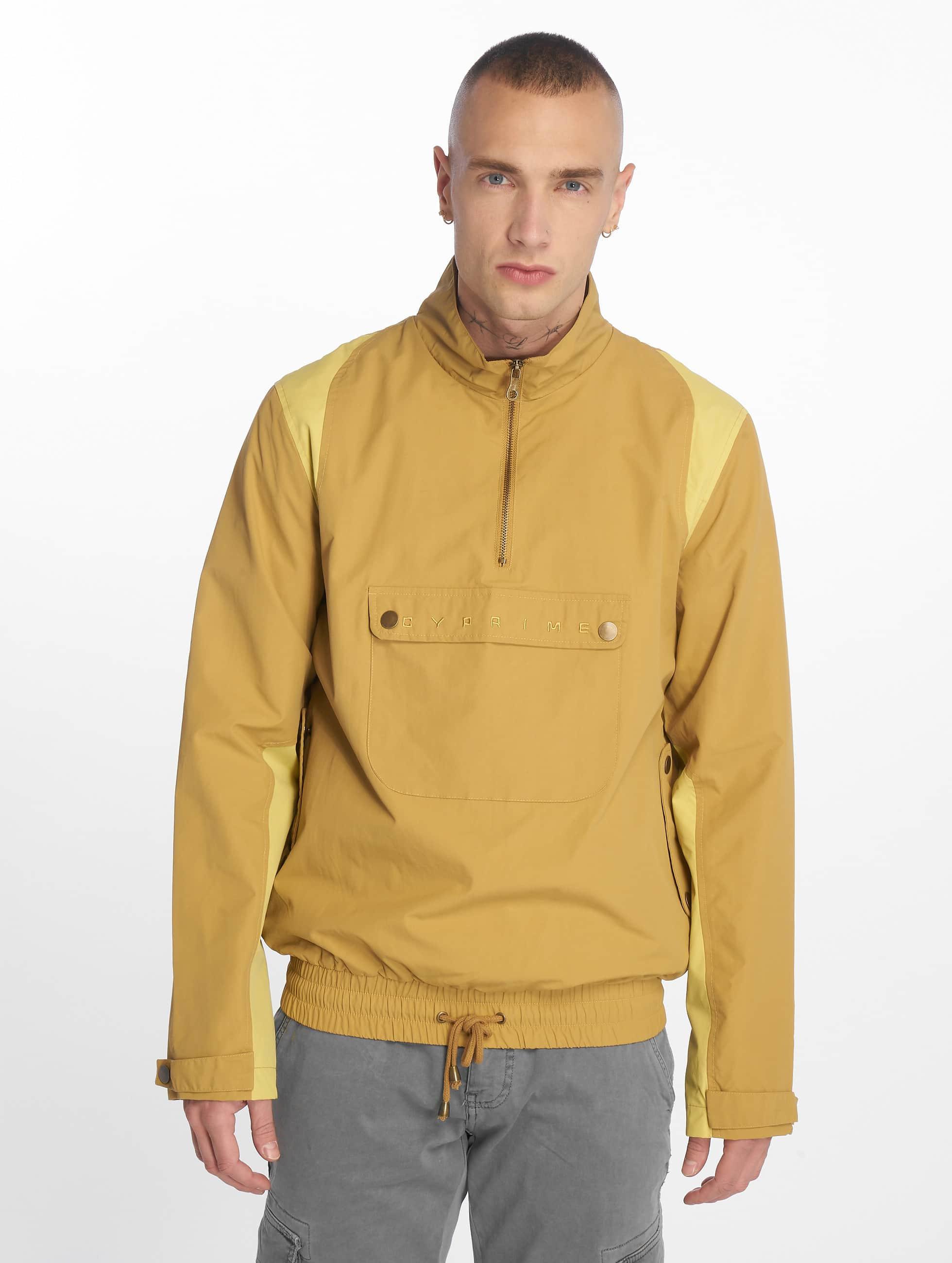 Cyprime Lightweight Jacket Beryl beige