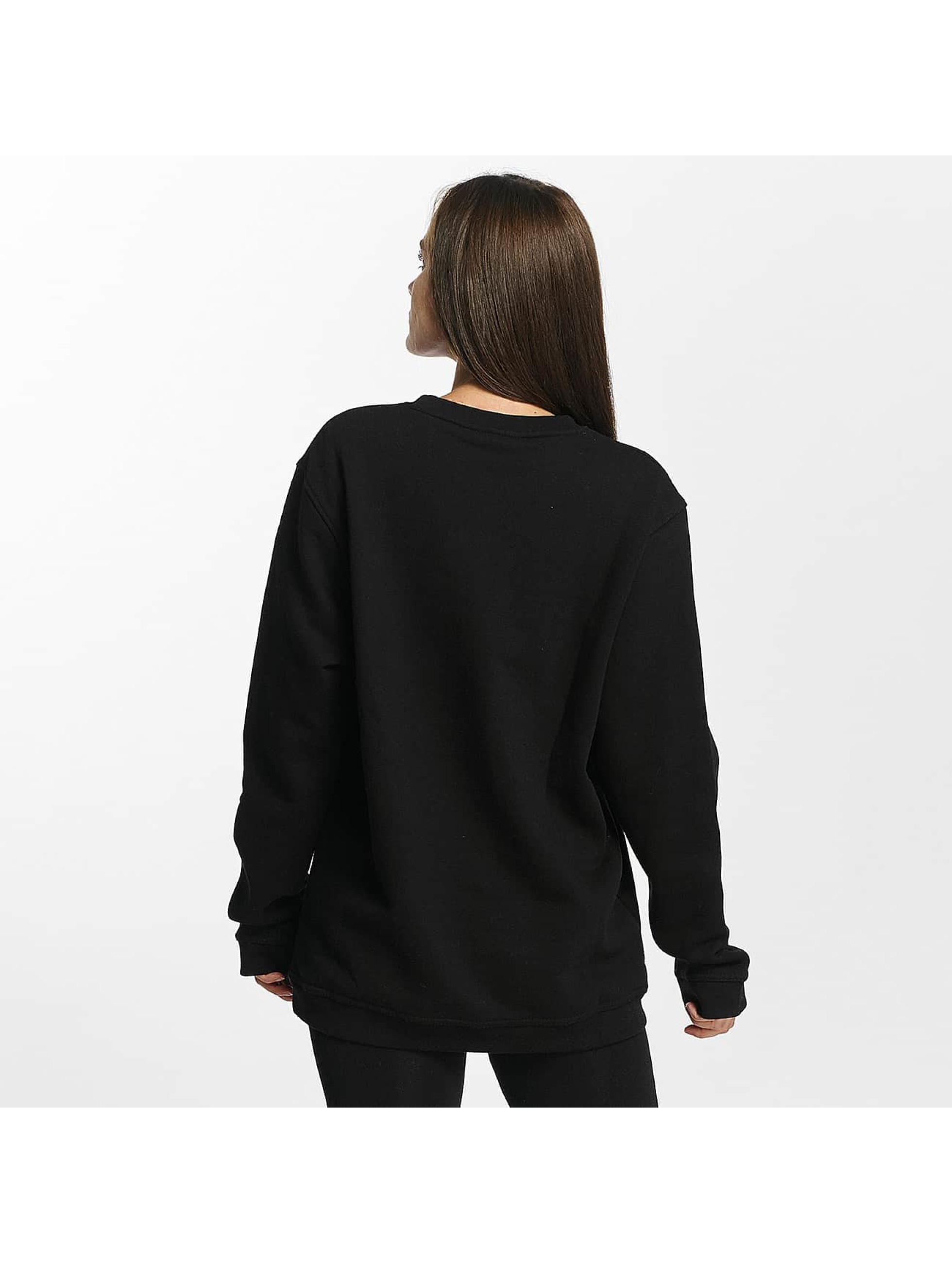 Cyprime Pullover Titanium Oversized black