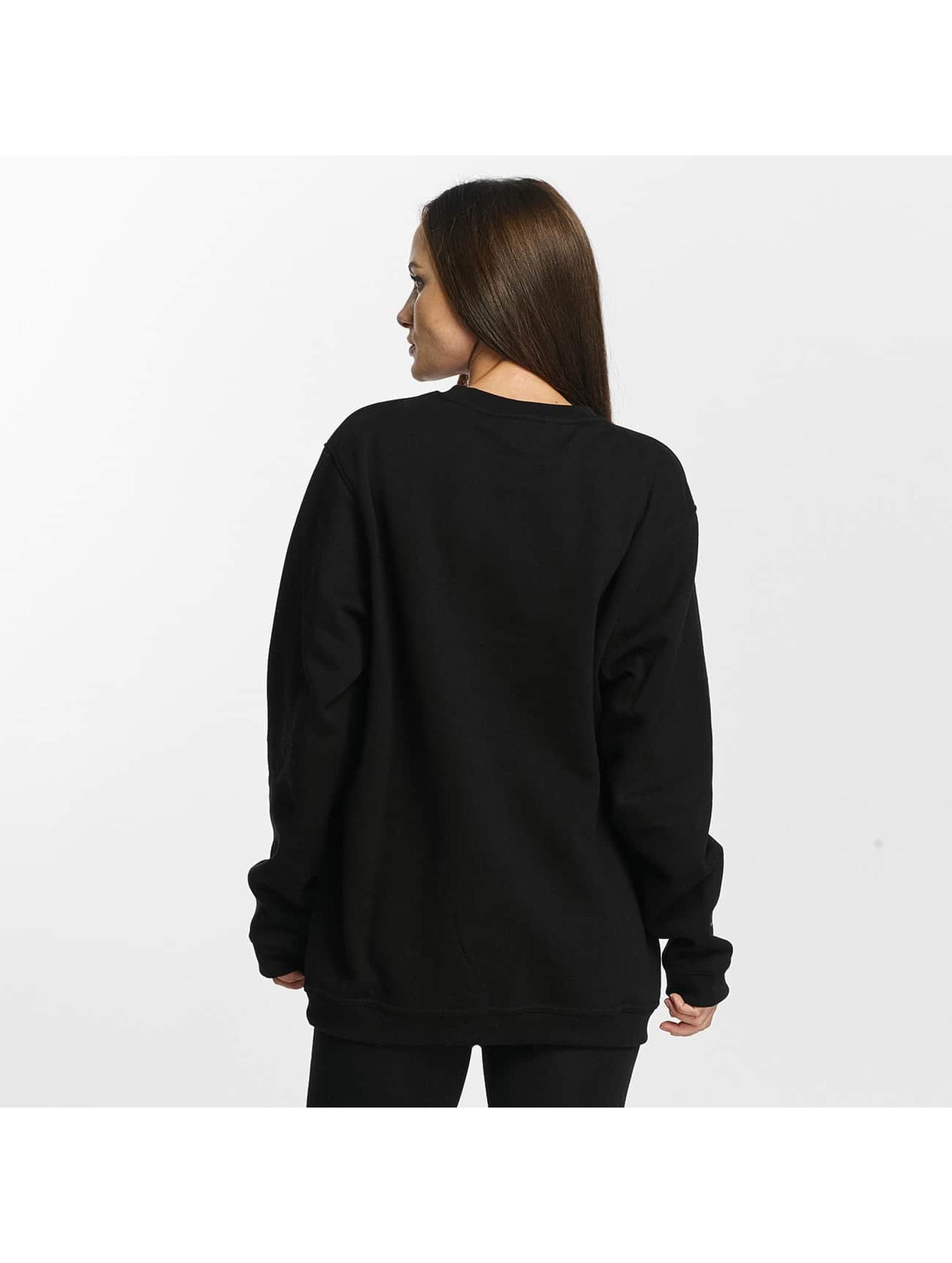 Cyprime Pullover Zirconium Oversized black