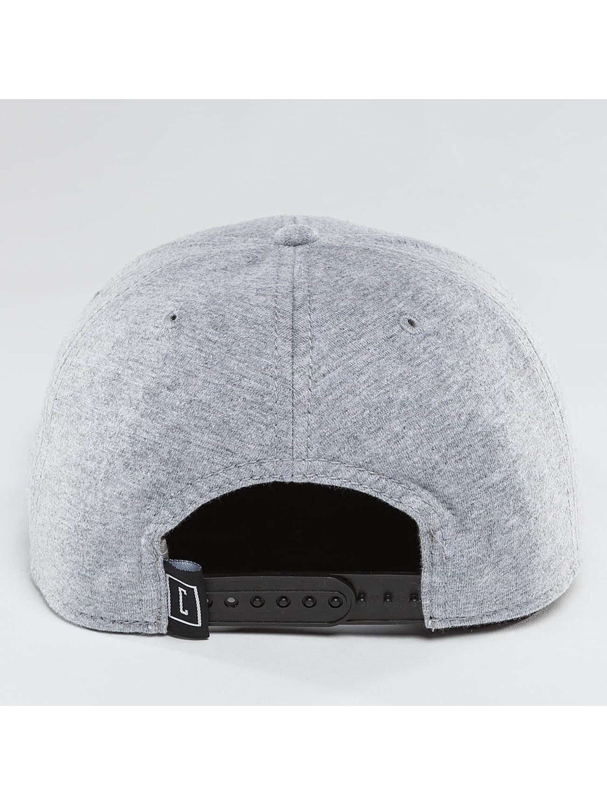 Cyprime Snapback Cap Starter Shape gray
