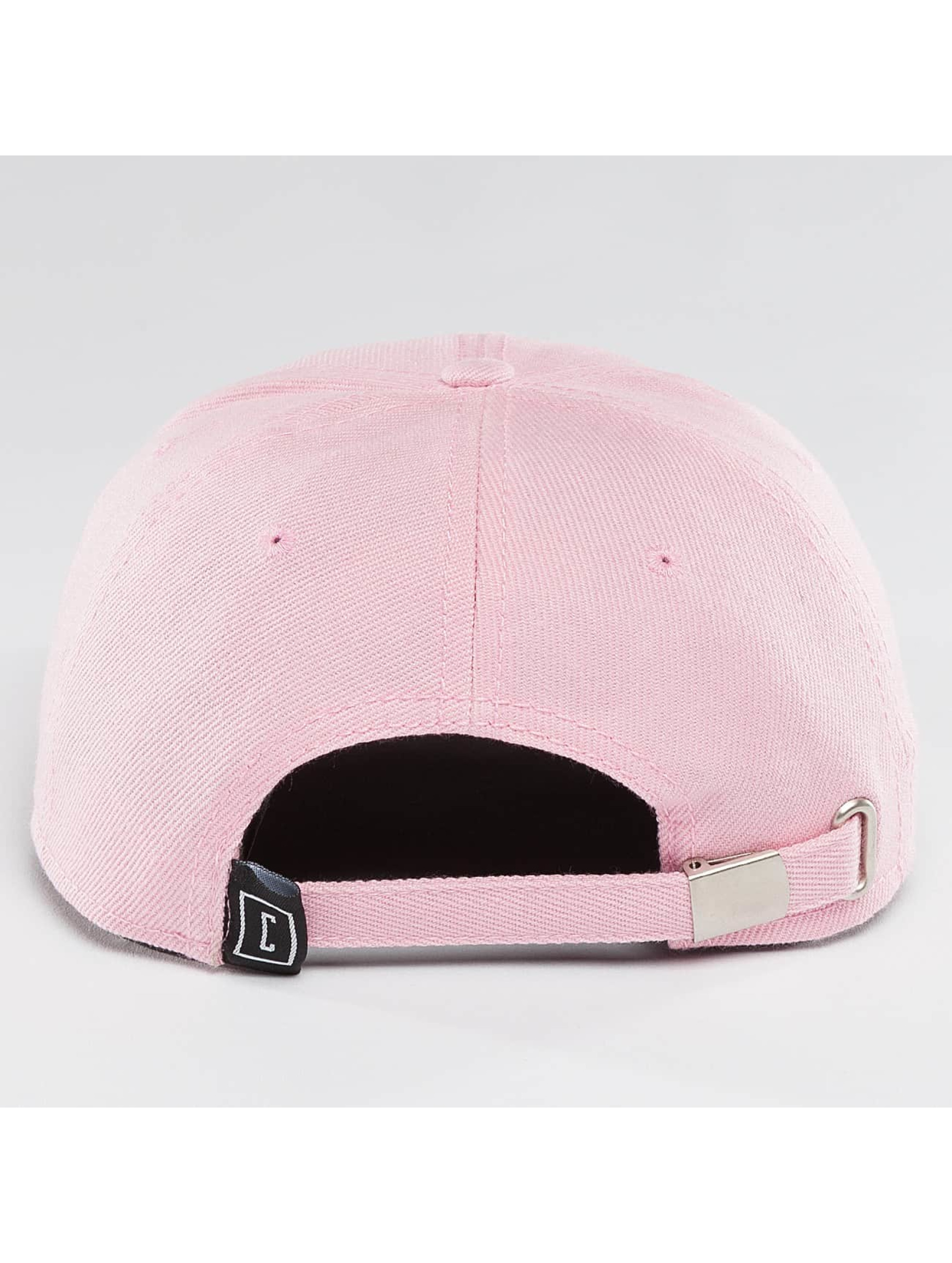 Cyprime Snapback Cap Cardiff rose
