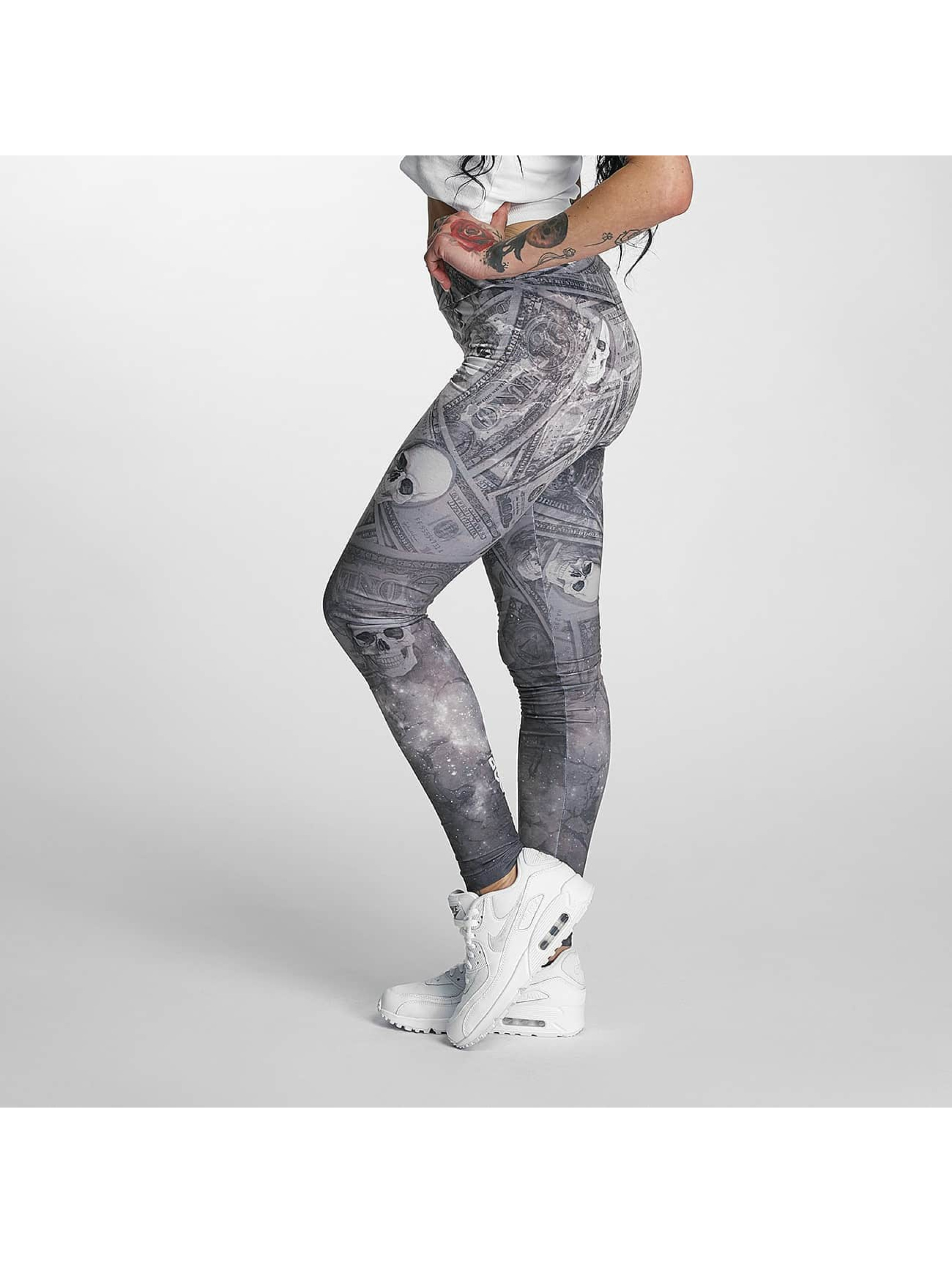 Dangerous DNGRS Leggings/Treggings Moneyindasky black