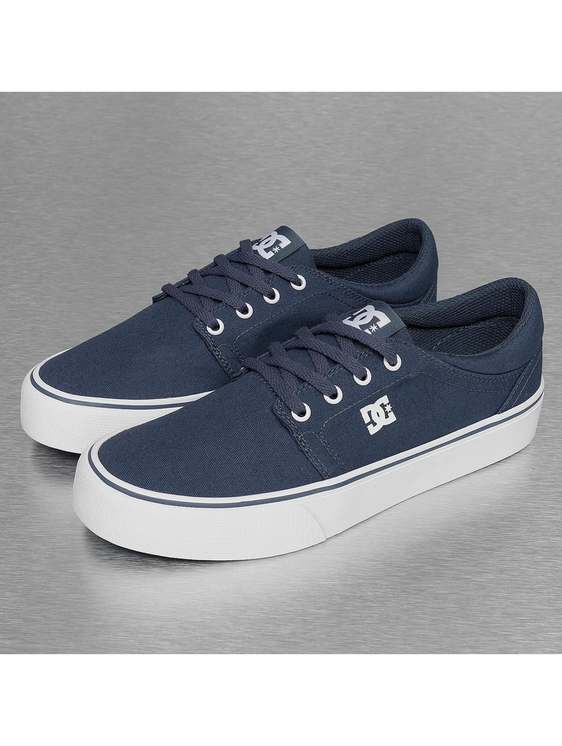 DC Trase TX Sneakers Women blue Damen