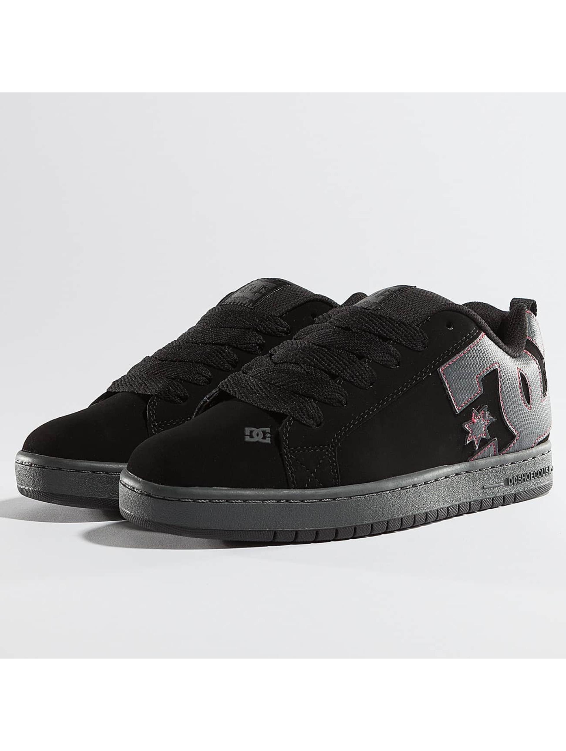 DC Sneakers Court Graffik black