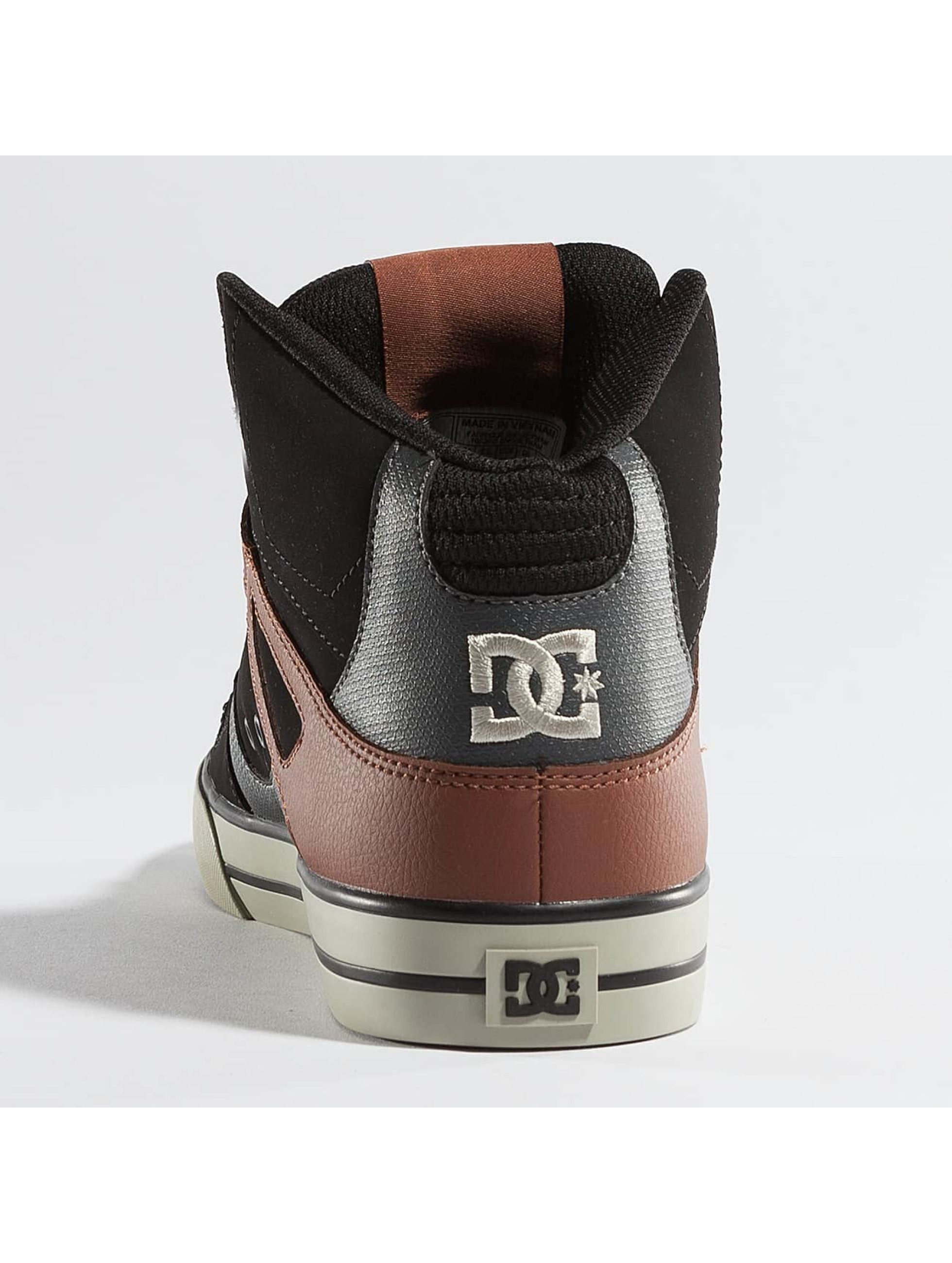 DC Sneakers Spartan High WC black