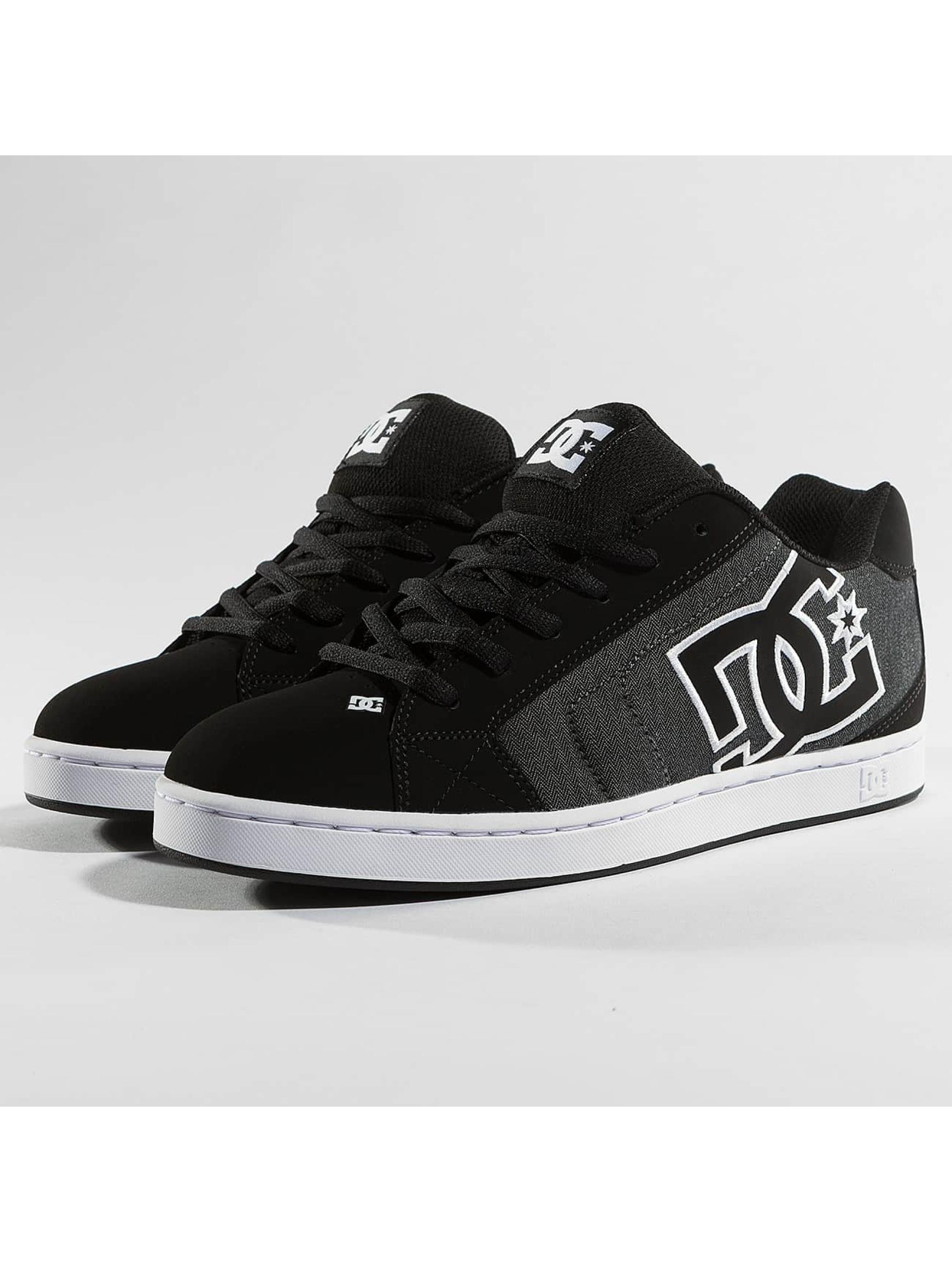DC Sneakers Net black
