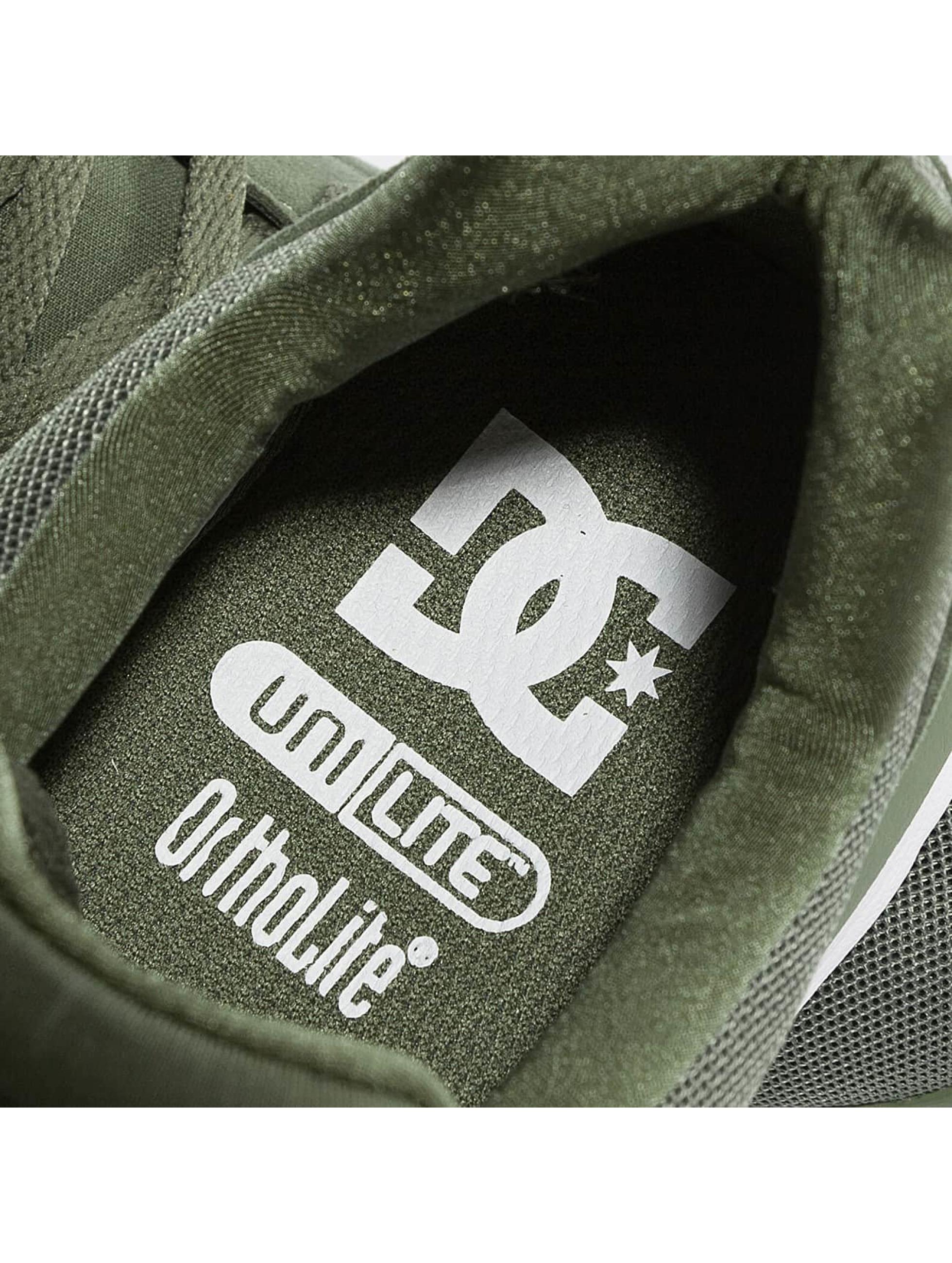 DC Sneakers Heathrow olive