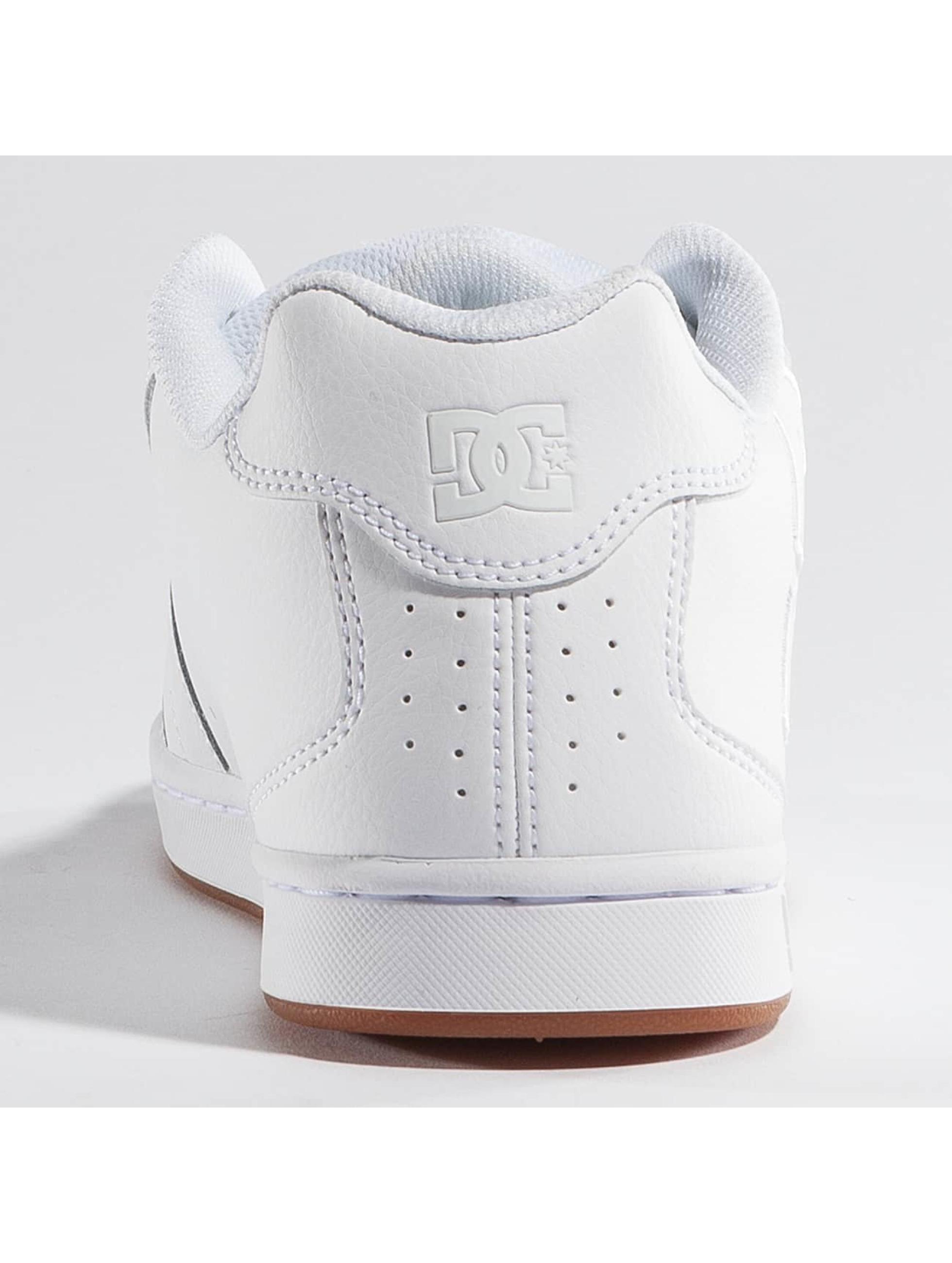 DC Sneakers Net white