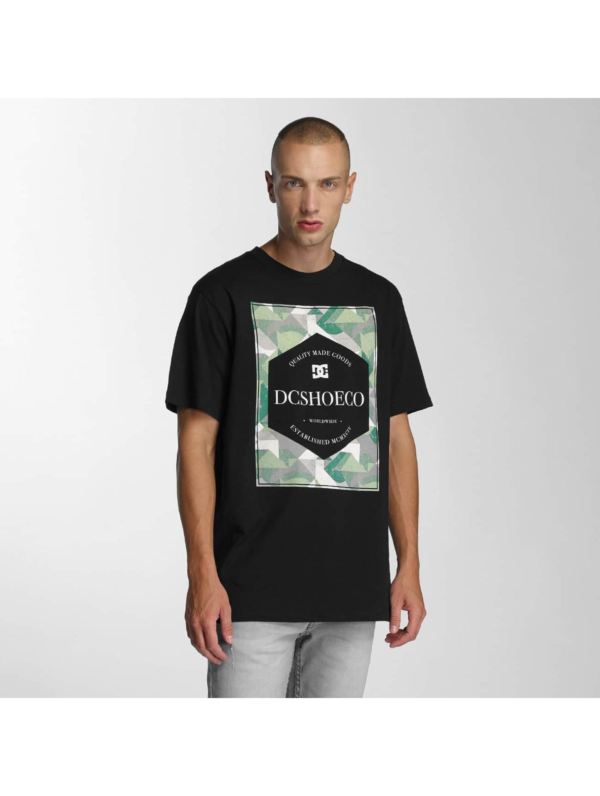 DC T-Shirt Rusto black