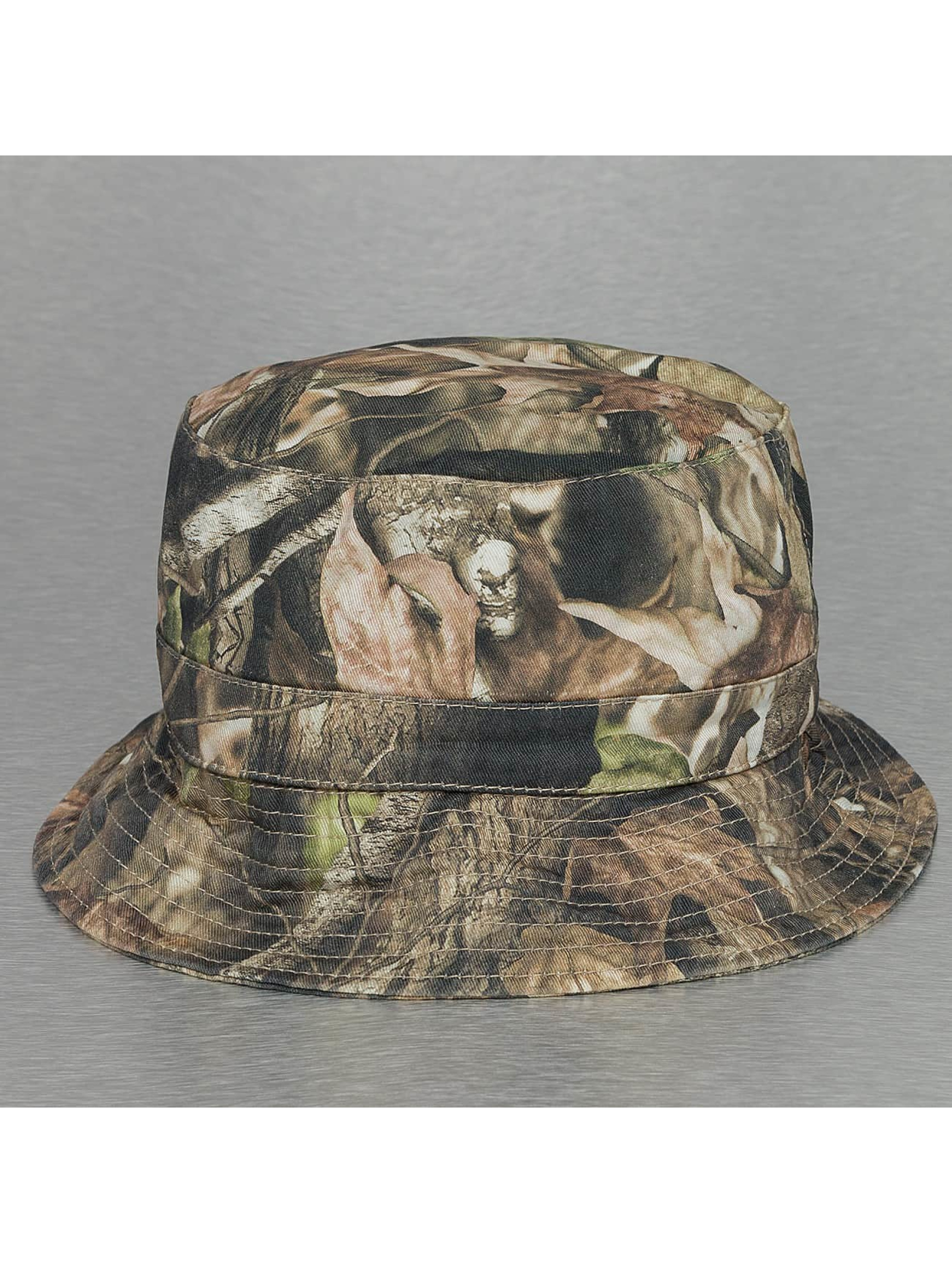 Decky USA Hat Relaxed Hybricam camouflage