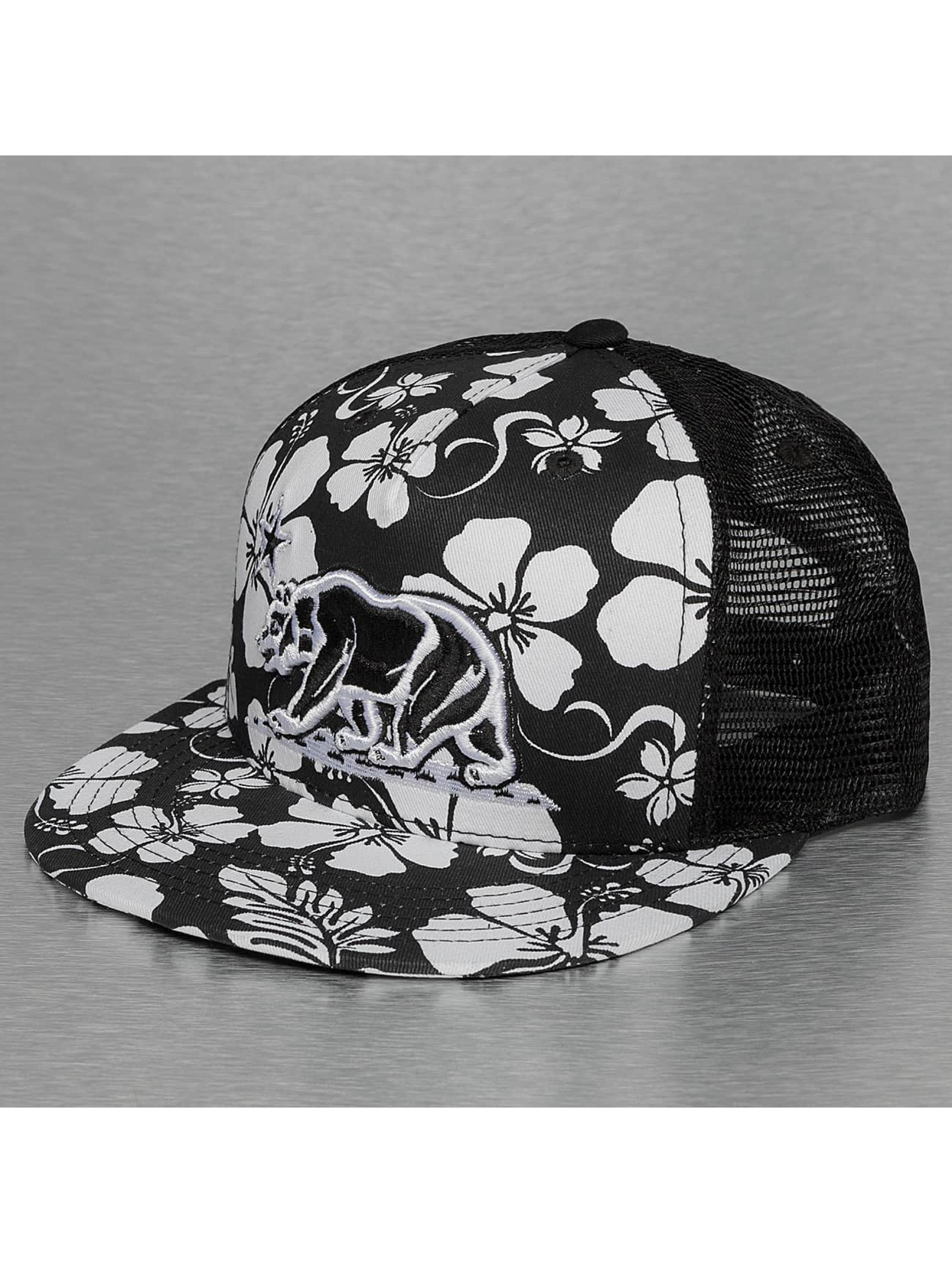 Decky USA Trucker Cap Floral 5 Panel black
