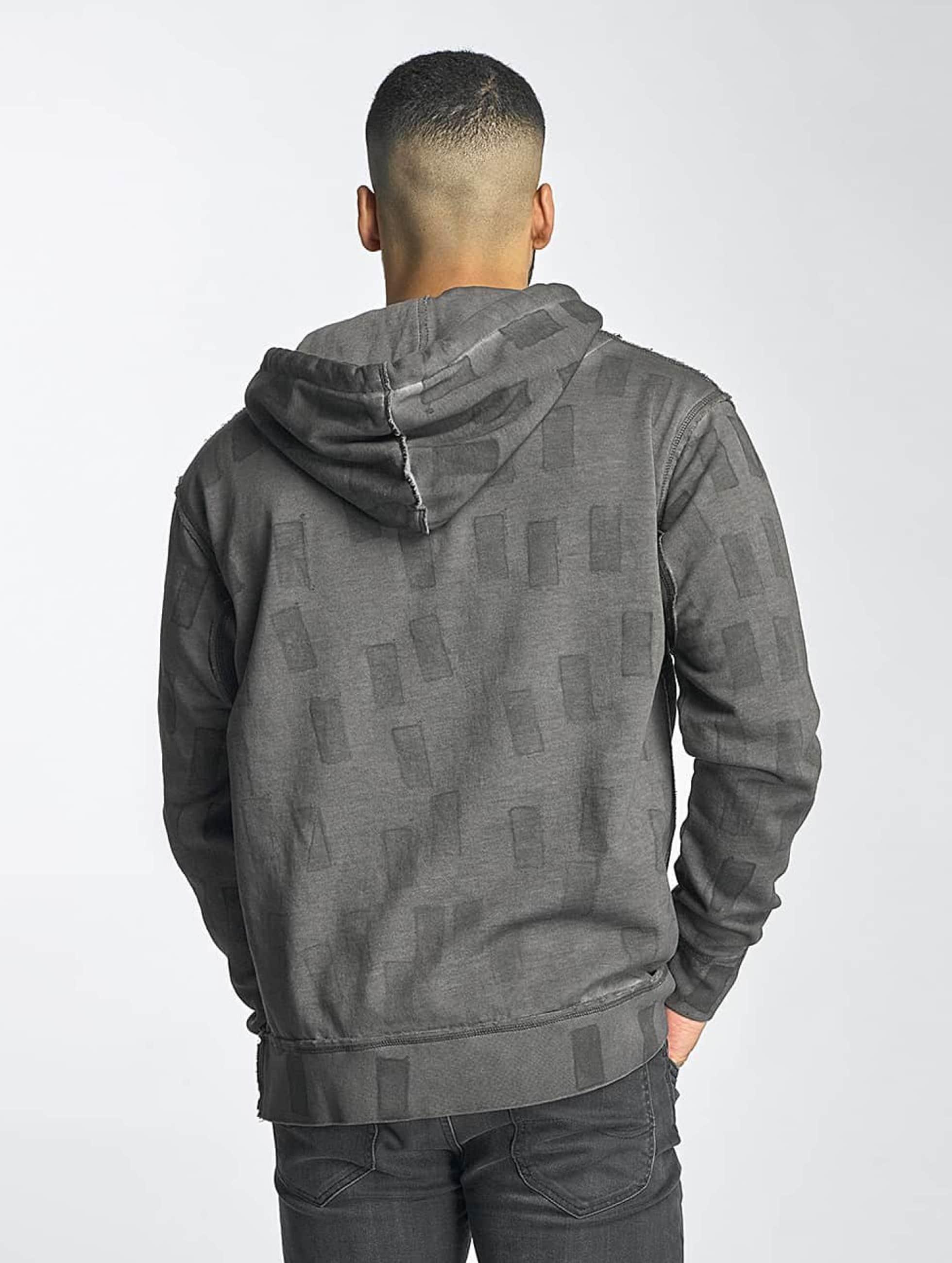 DEF Hoodie Luanda gray