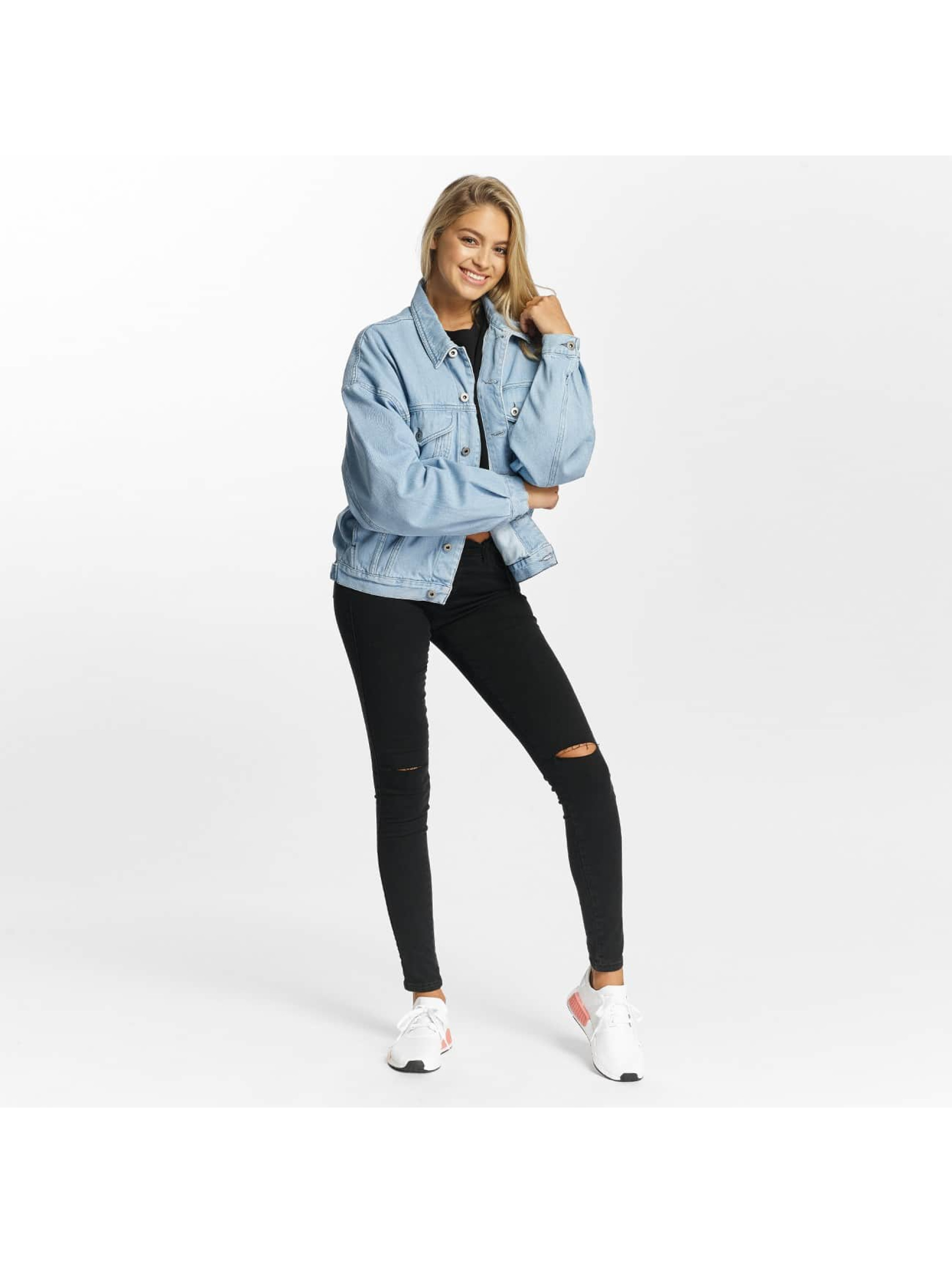 DEF Lightweight Jacket Darleen blue