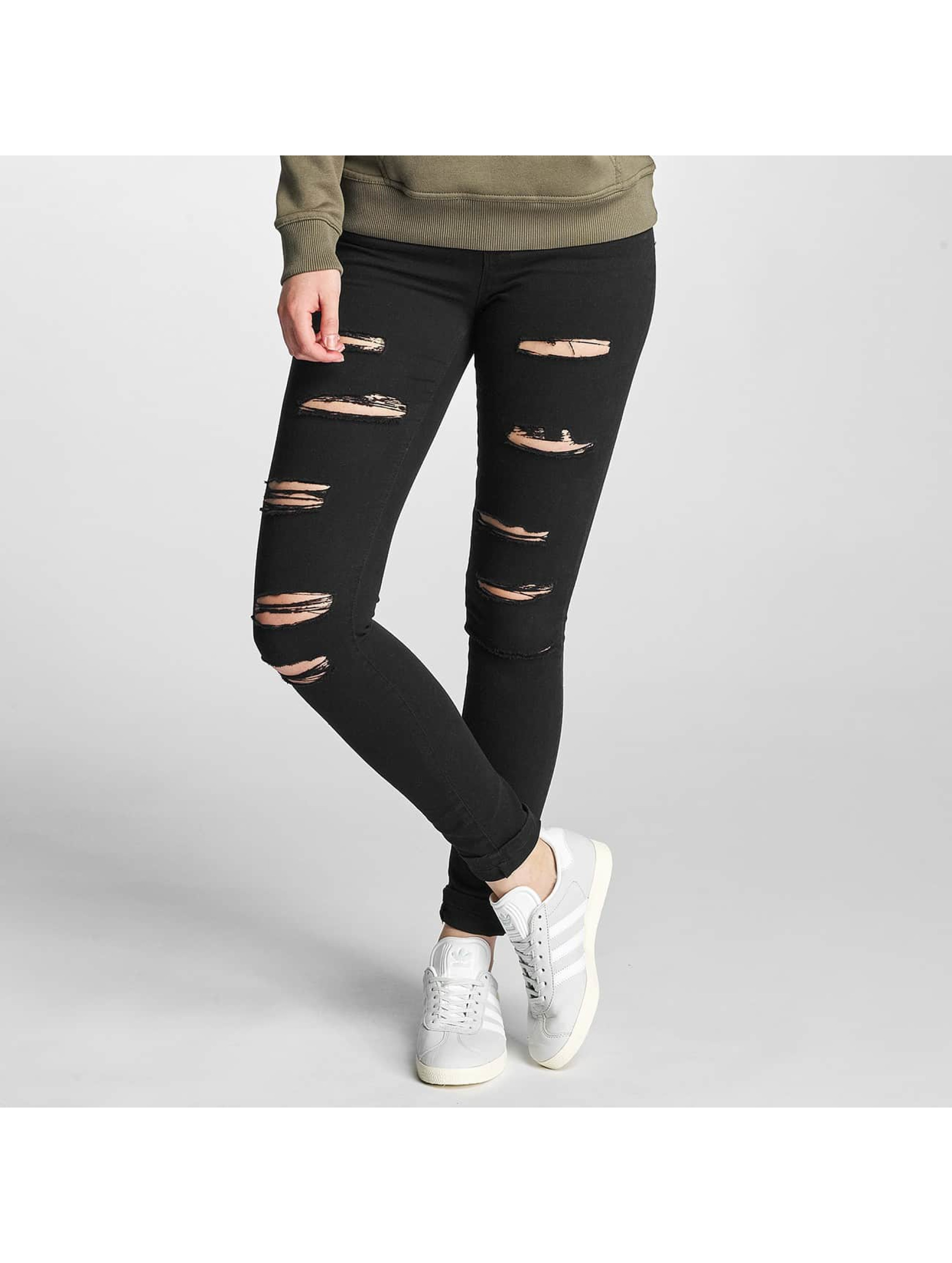 DEF Skinny Jeans Cut black