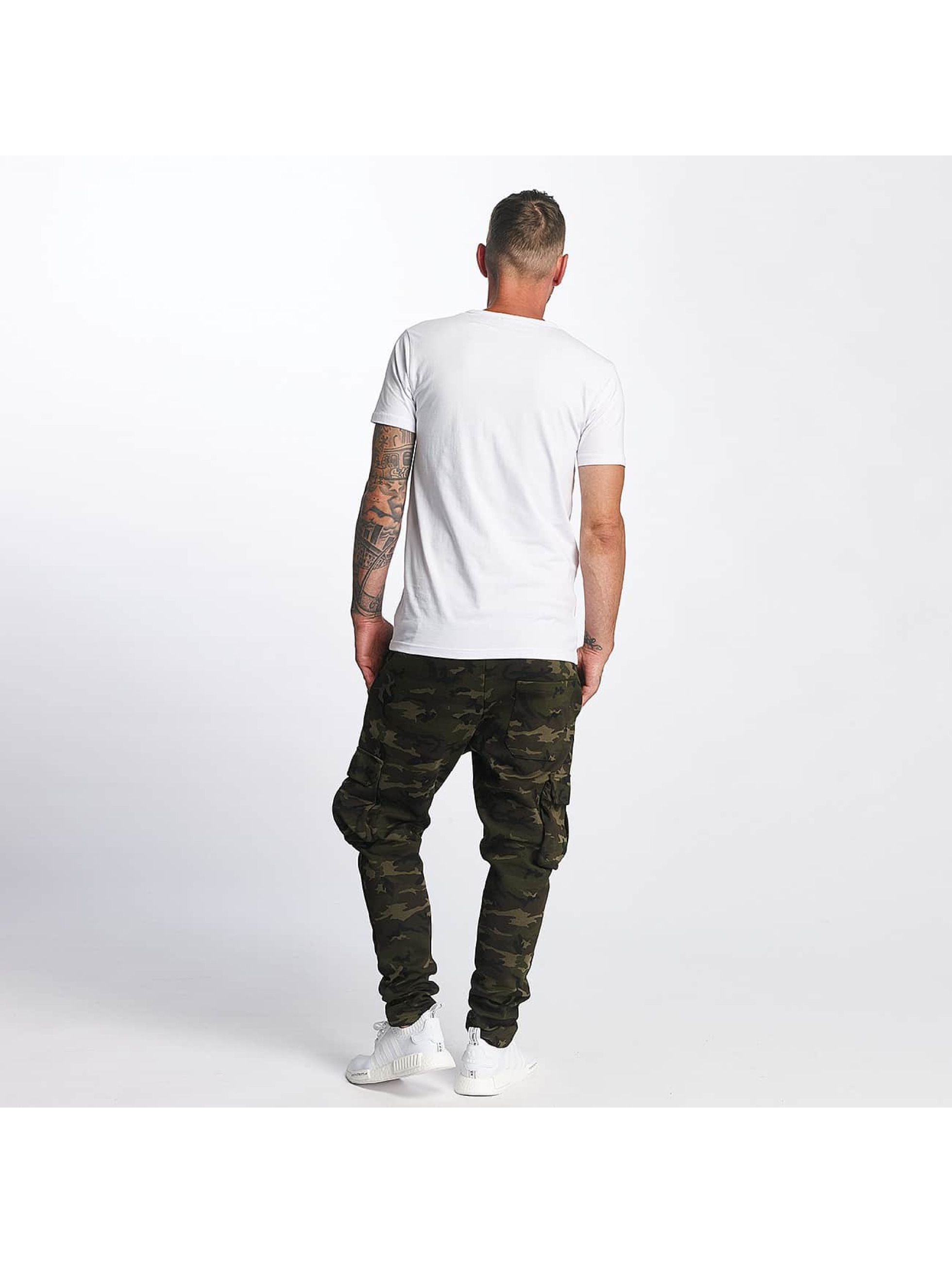 DEF Sweat Pant Cargo camouflage