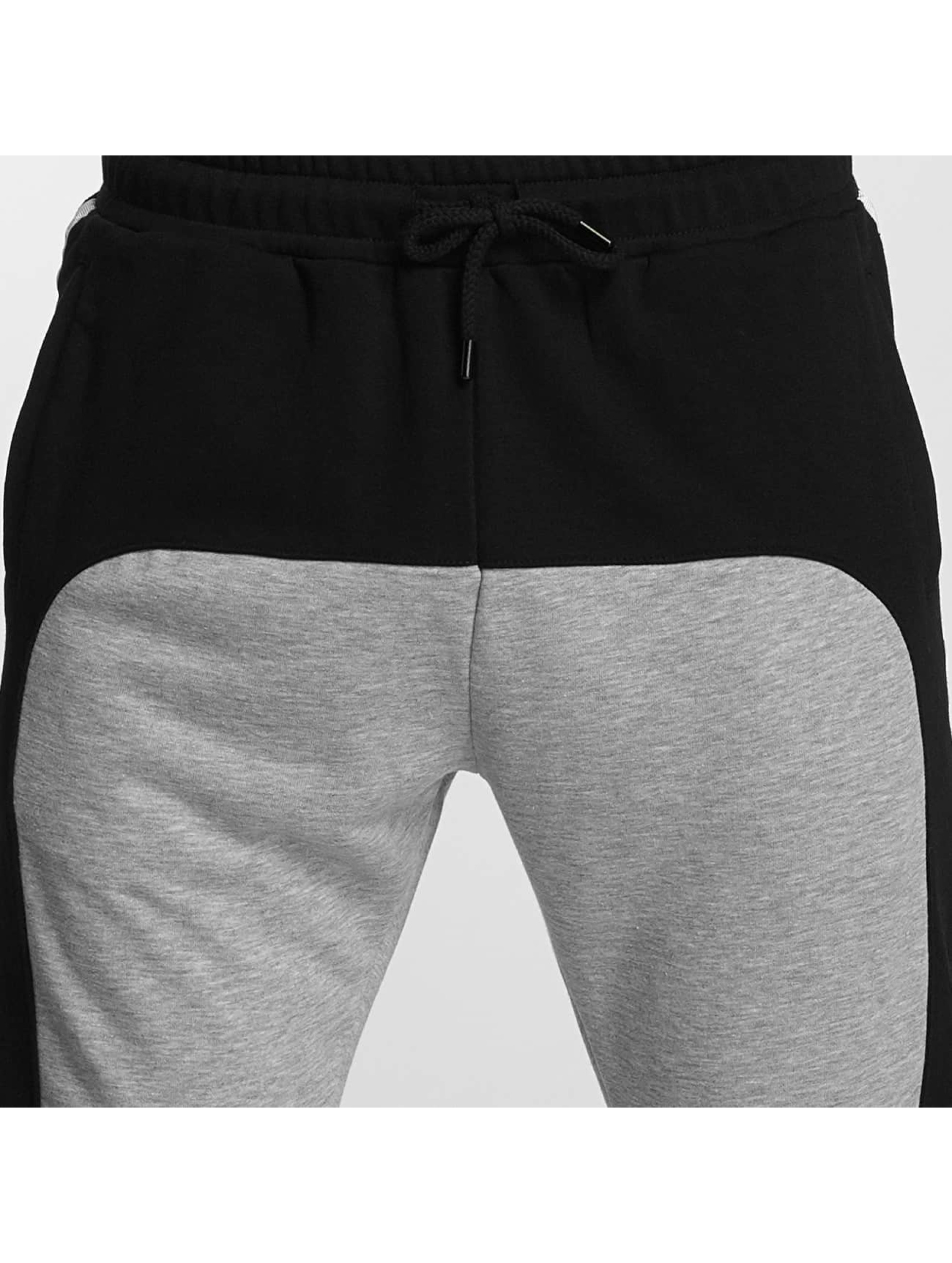 DEF Sweat Pant Contrast gray
