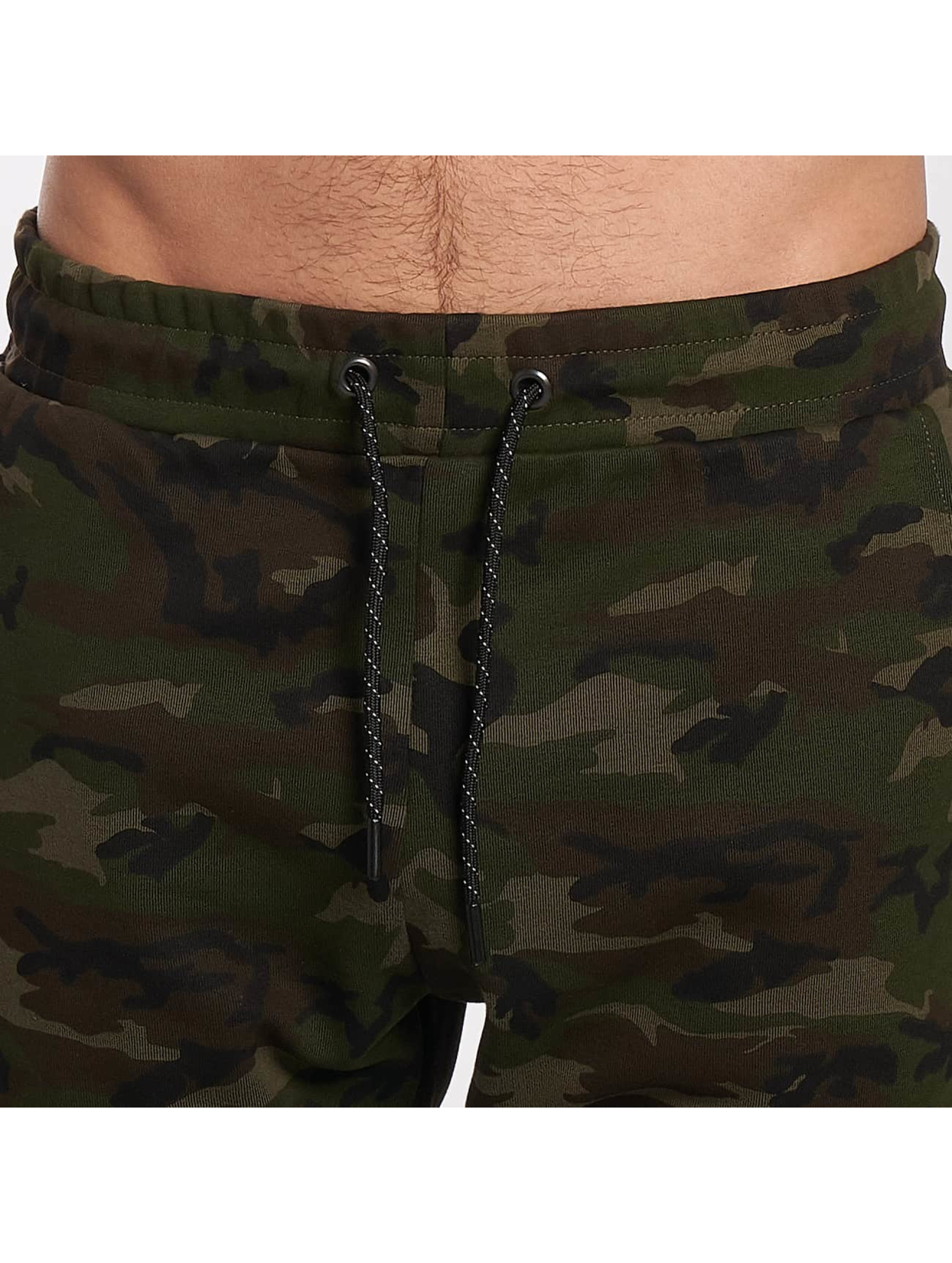 DEF Sweat Pant Camo green