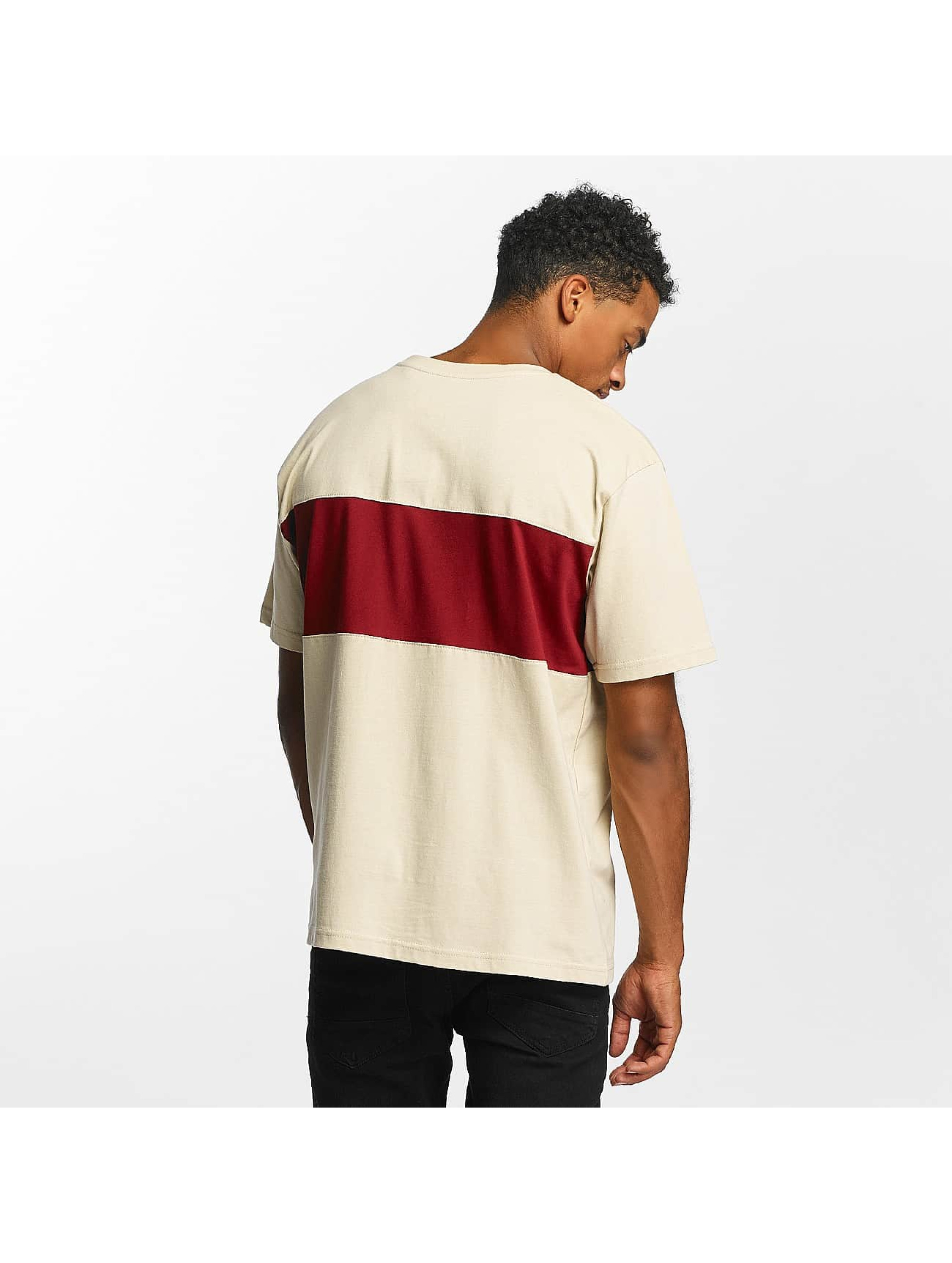 DEF T-Shirt Stripe beige