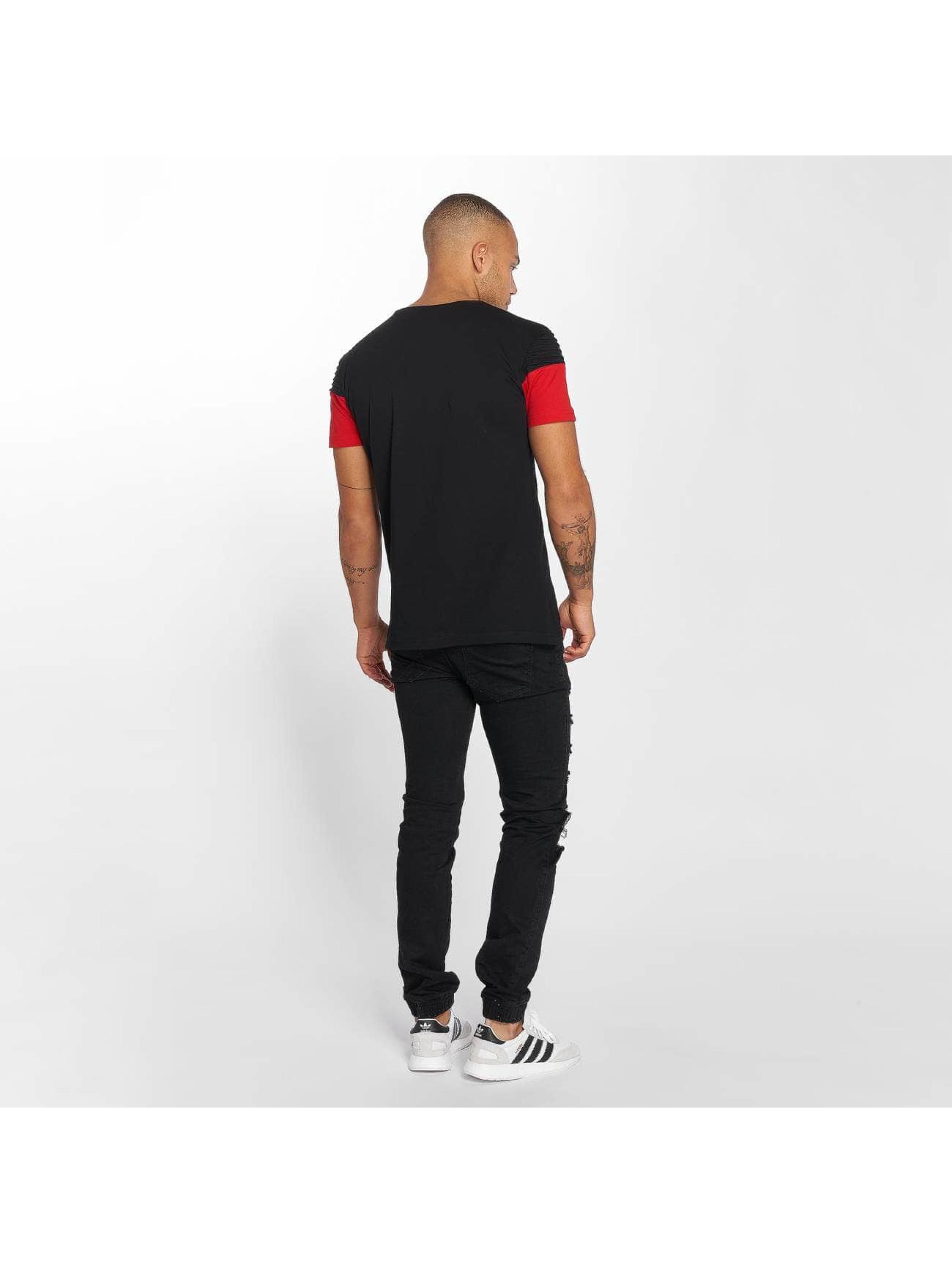 DEF T-Shirt Stripe black