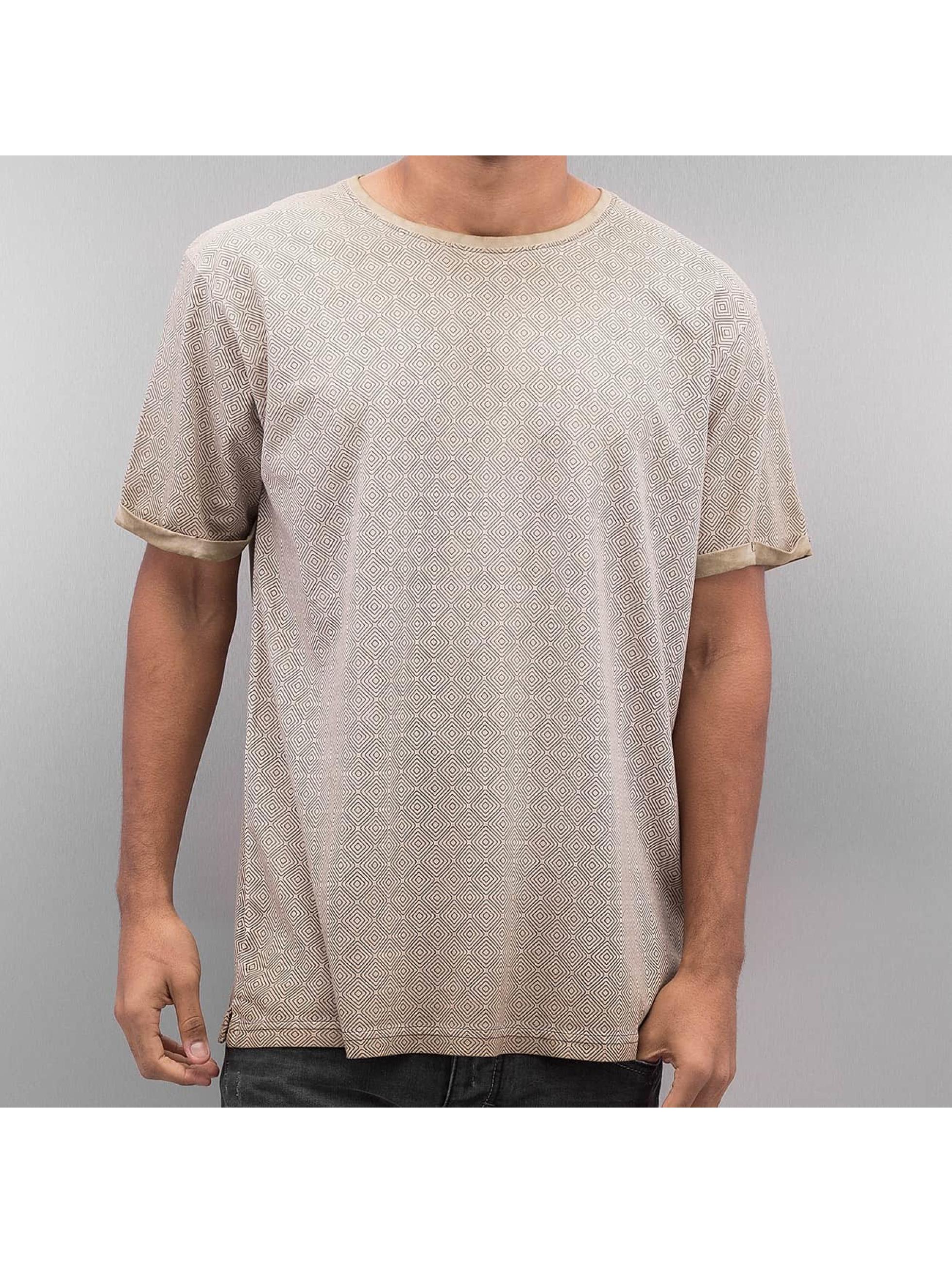 DEF T-Shirt Karlo brown