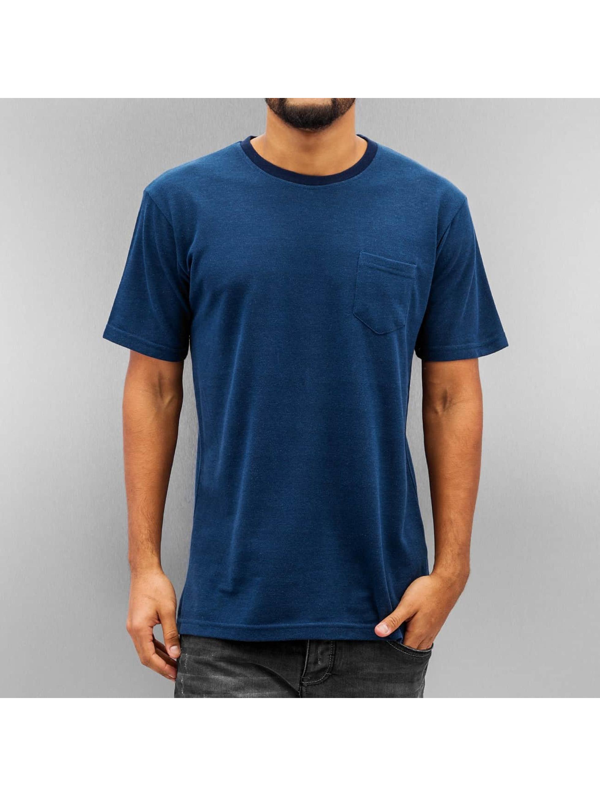 DEF T-Shirt Beat indigo