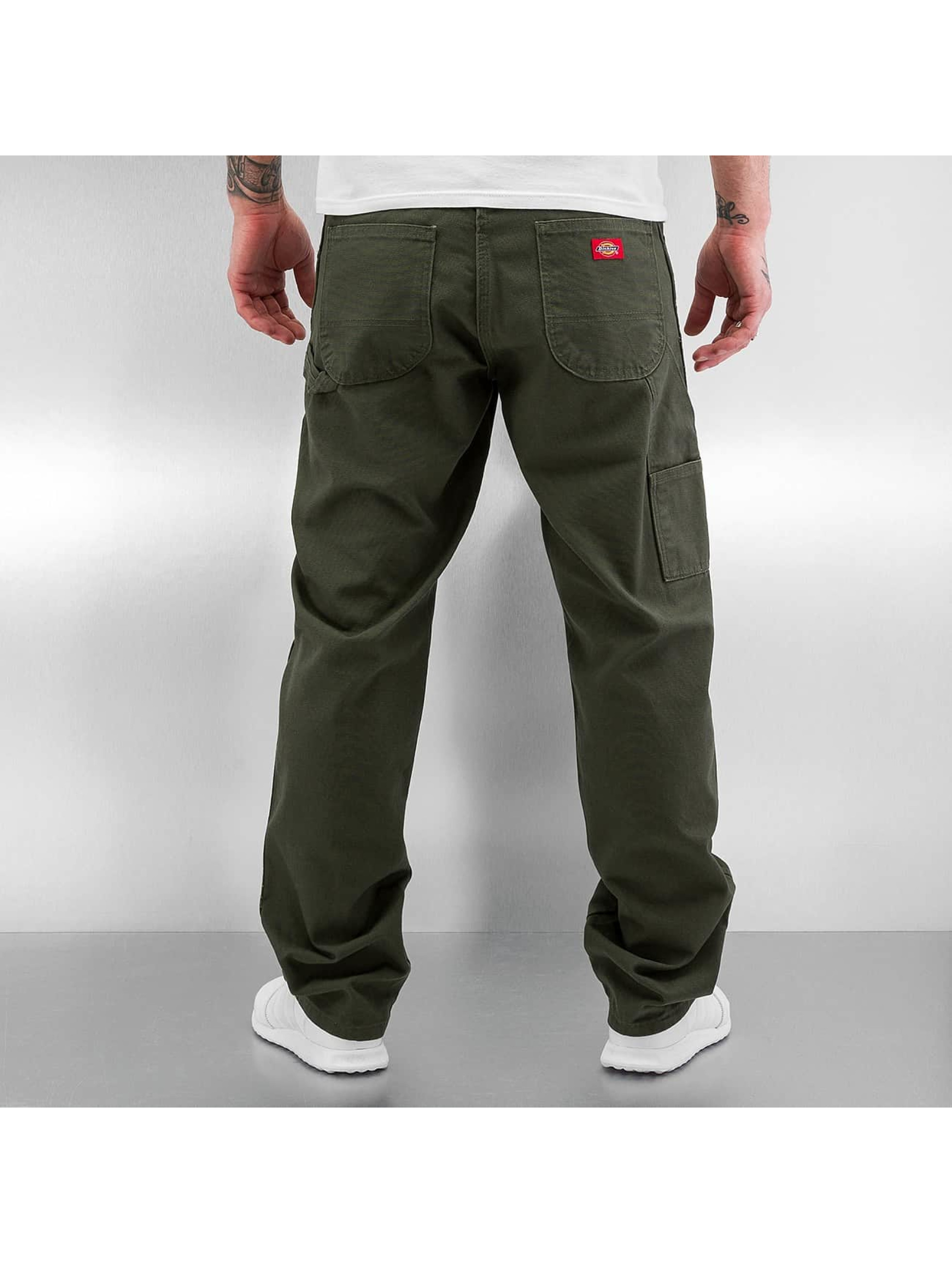 Dickies Loose Fit Jeans Relaxed Fit green