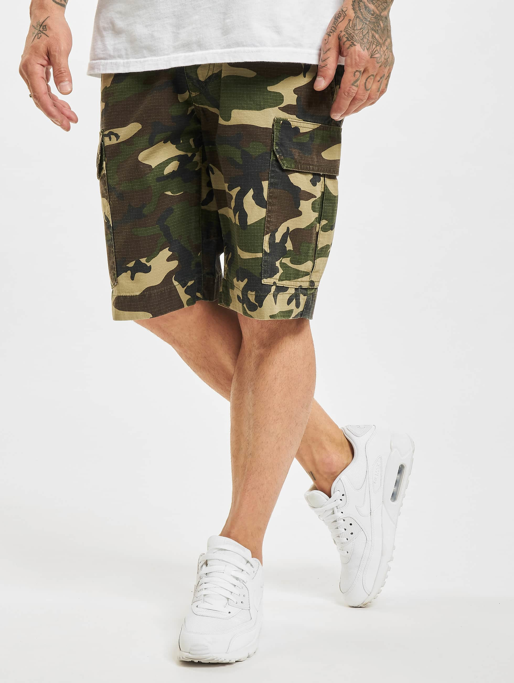 Dickies Short New York camouflage