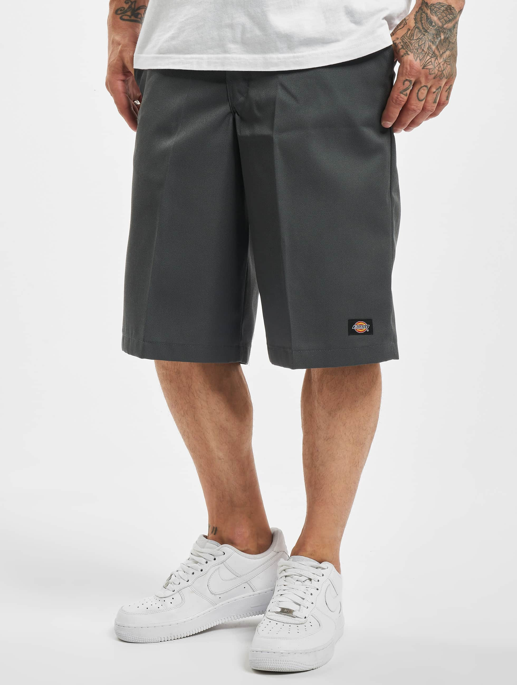 "Dickies Short ""13"""" Multi-Use Pocket Work"" gray"