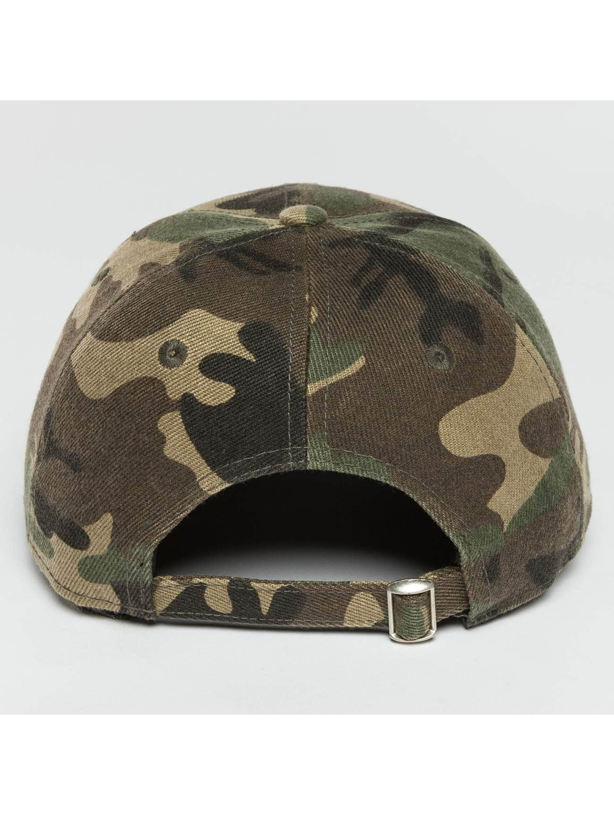 Distorted People Snapback Cap Blades camouflage