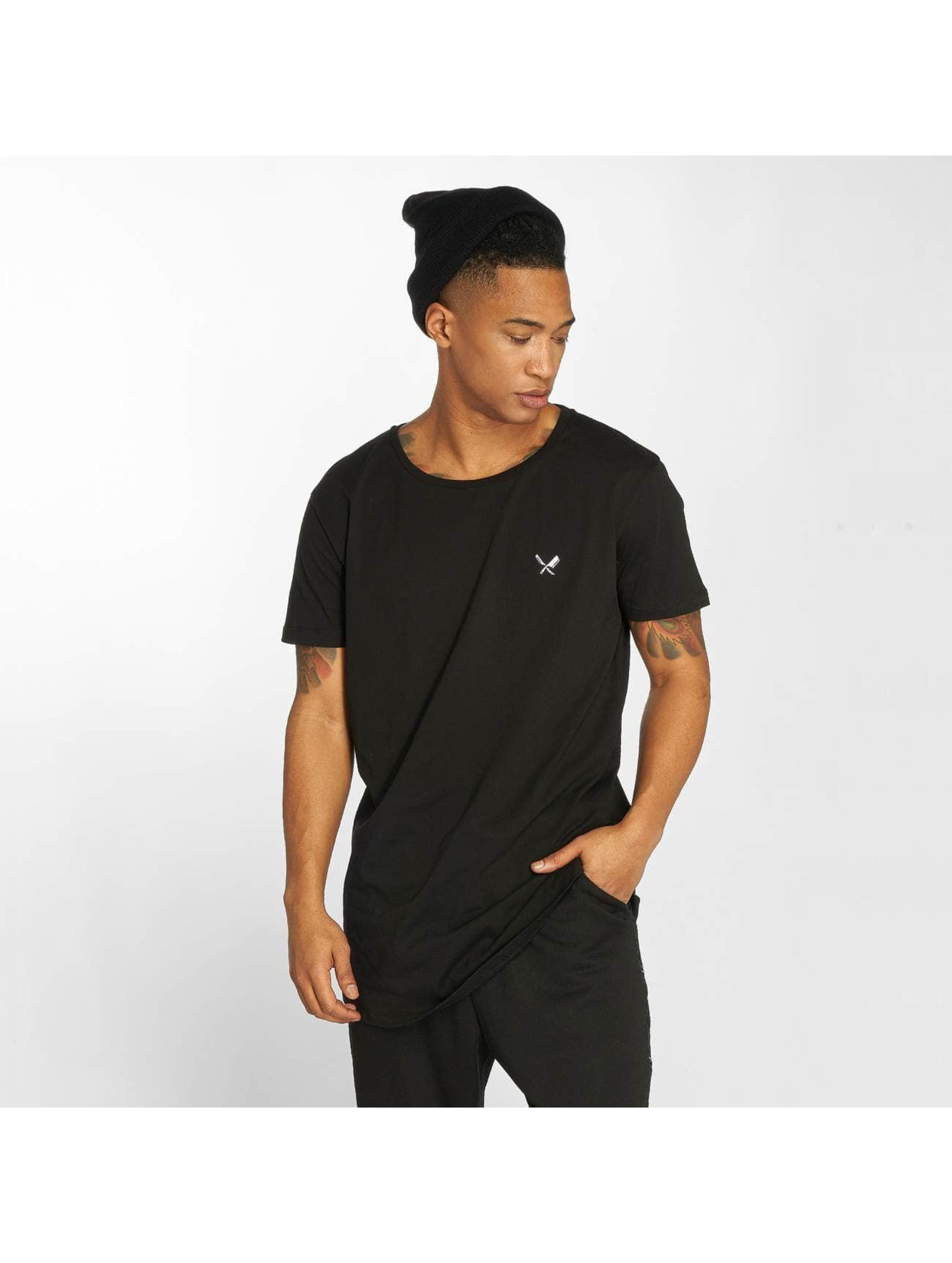 Distorted People T-Shirt Grand black