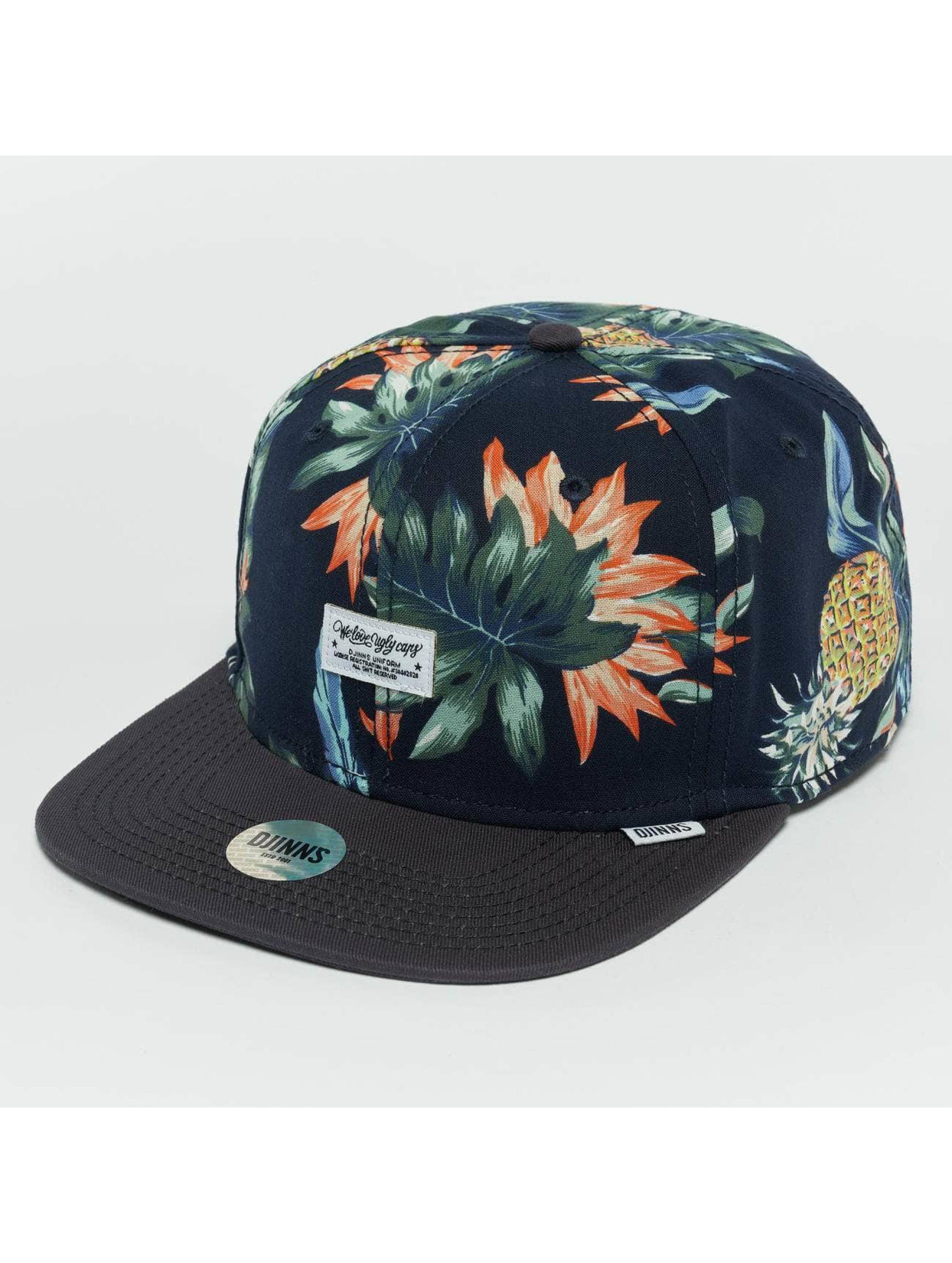 Djinns Snapback Cap CP Pineapple colored
