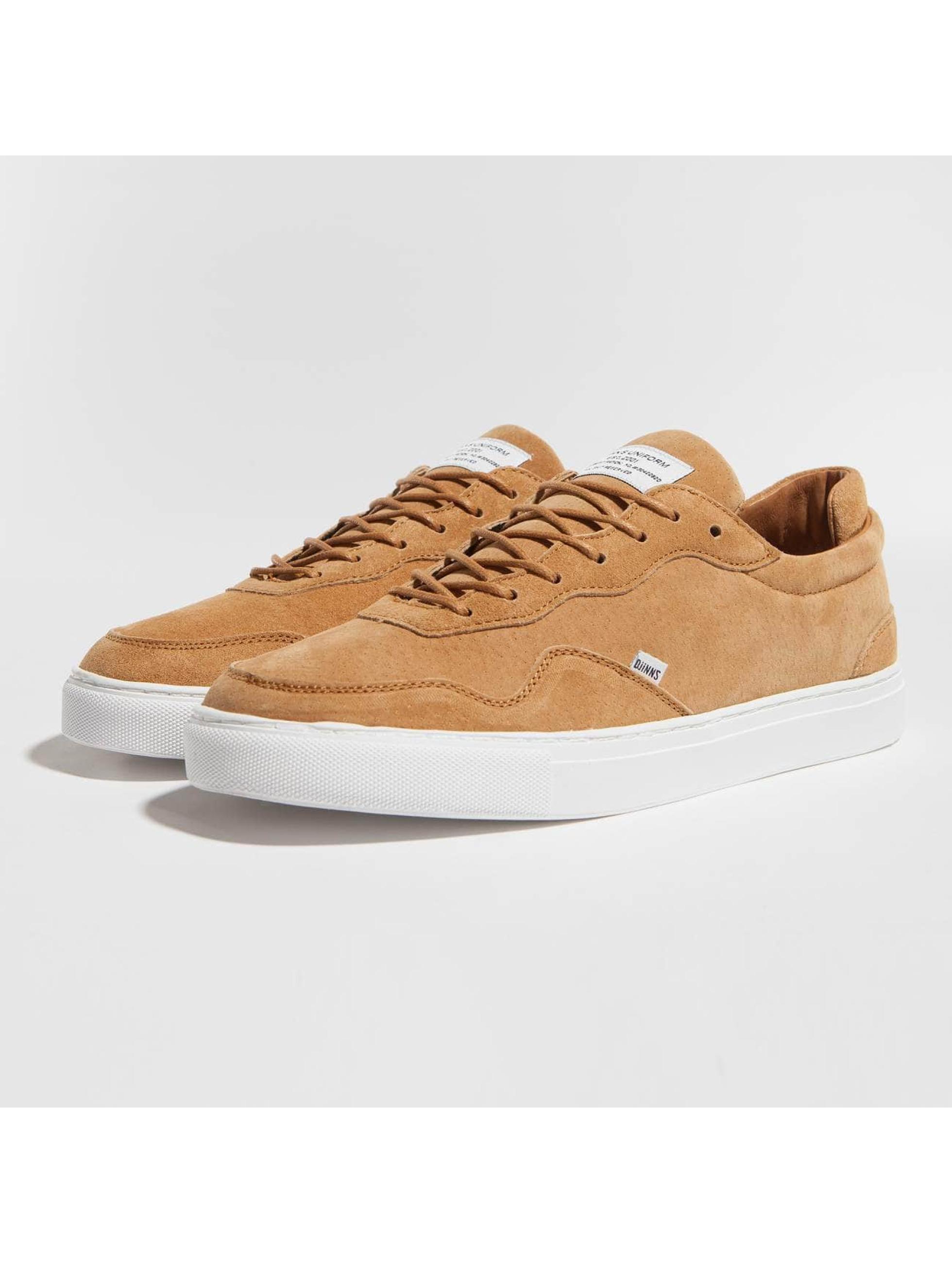 Djinns Sneakers Awaike Suede beige