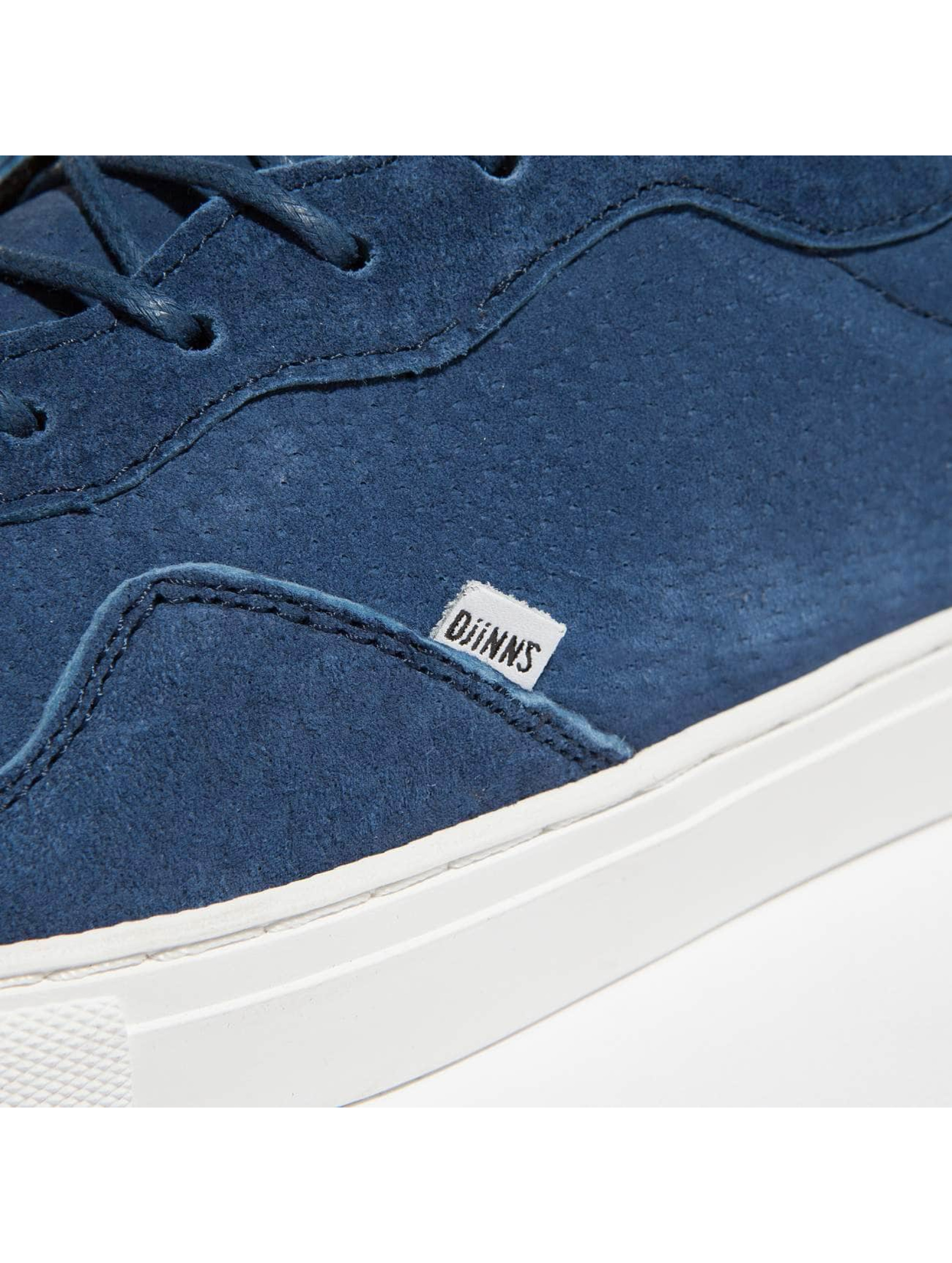 Djinns Sneakers Awaike Suede blue