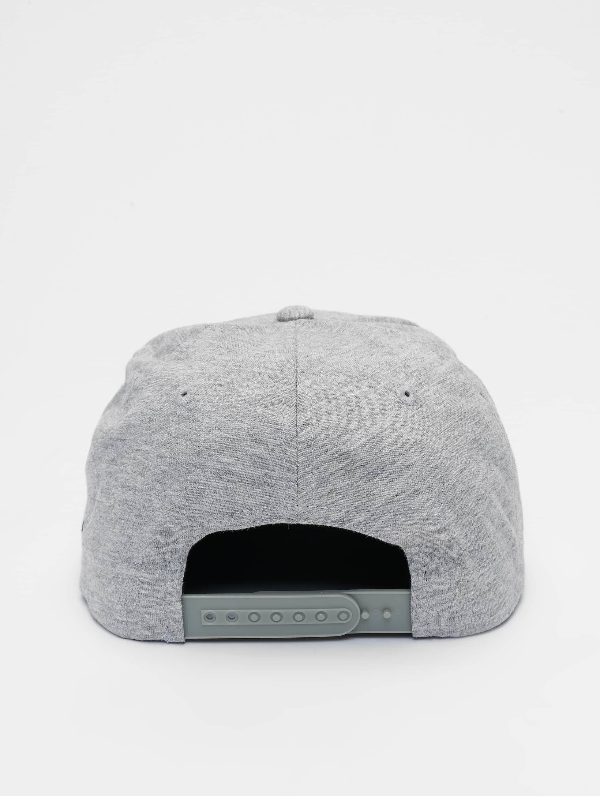 Ecko Unltd. Snapback Cap Melange College gray
